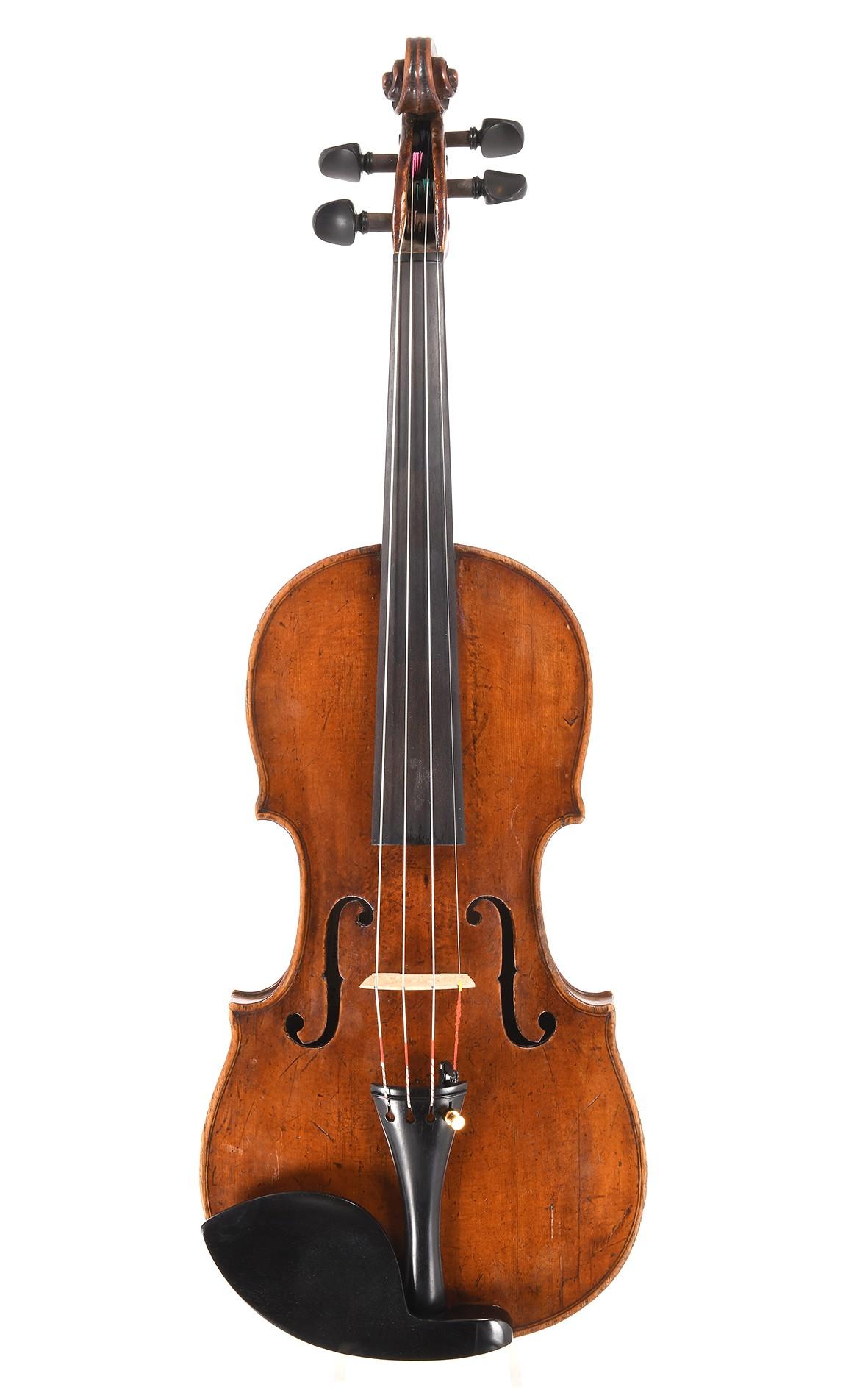 Süddeutsche Violine, 18. Jahrhundert