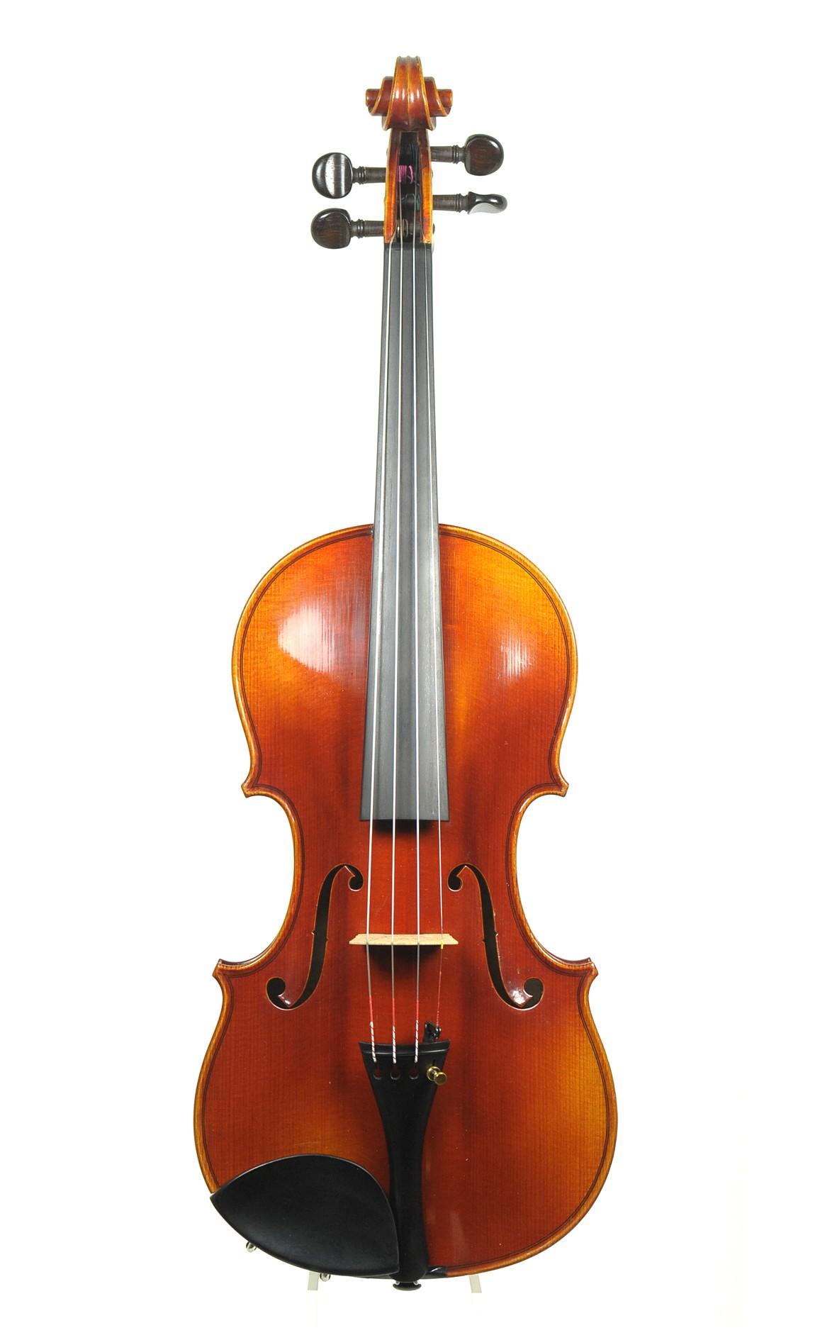 Atelier Charles Le Lyonnais, French violin, Nantes 1939