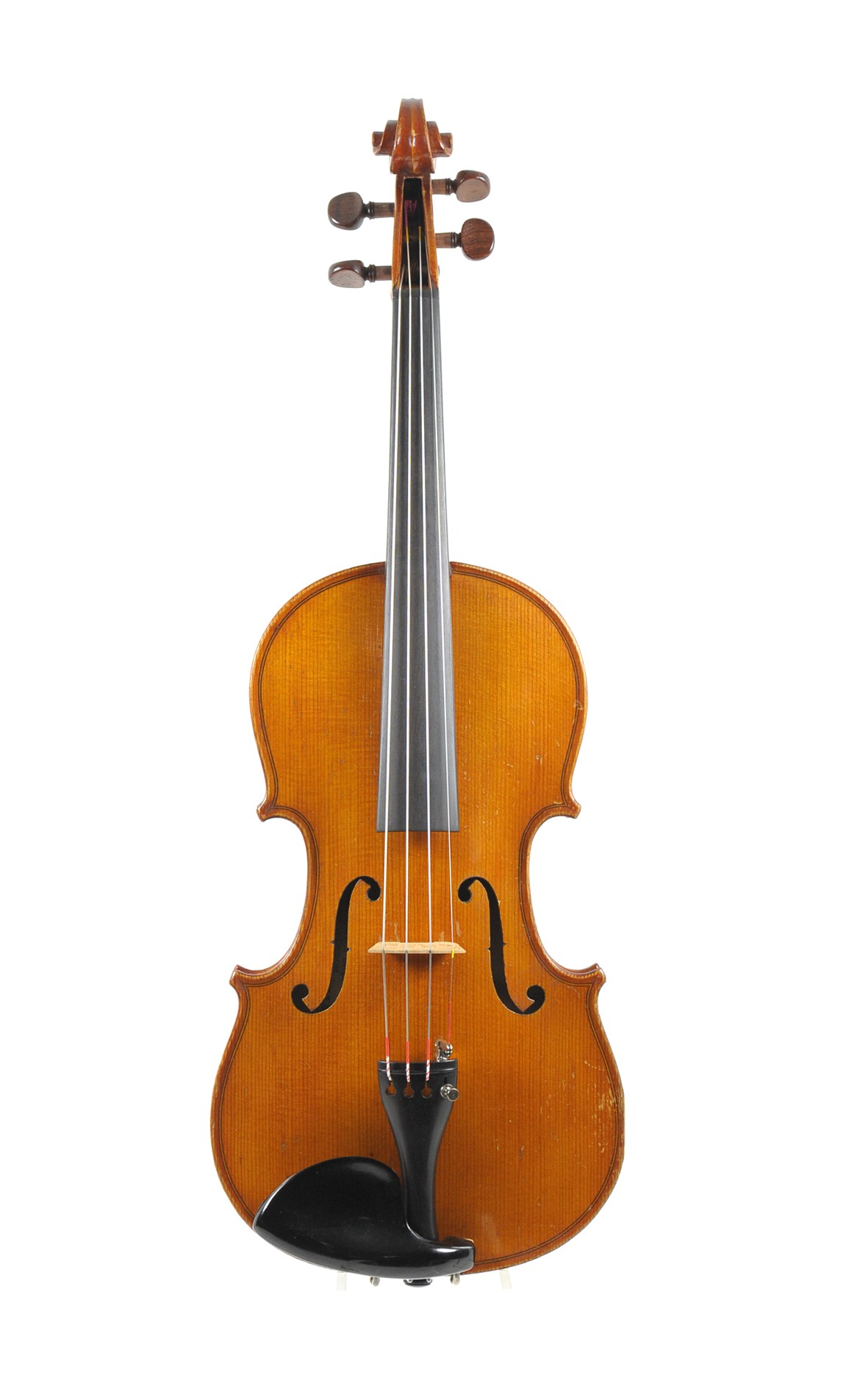 3/4 - French violin from Mirecourt
