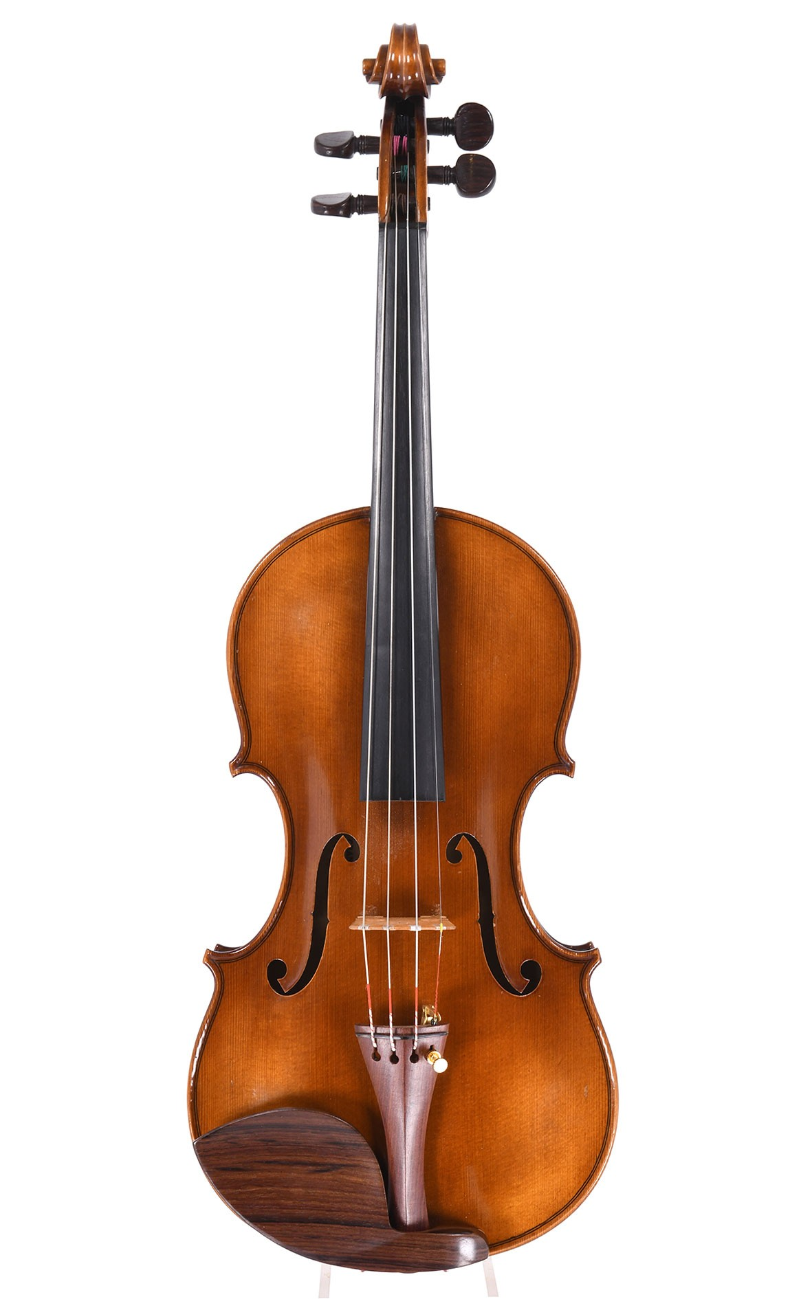 Fine French violin by Collin-Mézin