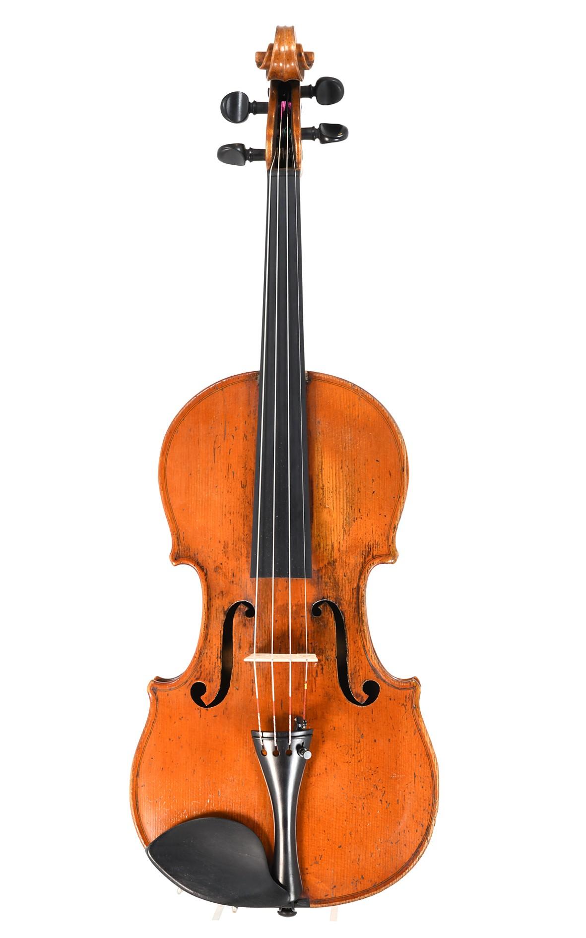 Charles Simonin violin