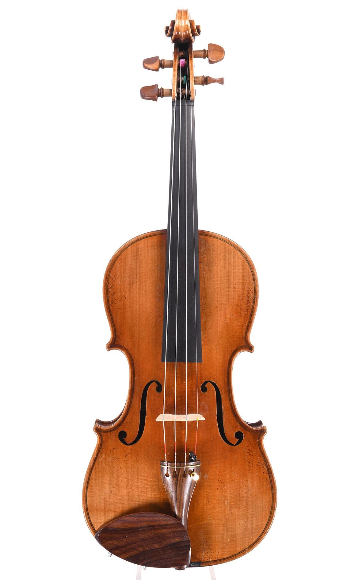 C. A. Götz Junior: Markneukirchener Geige
