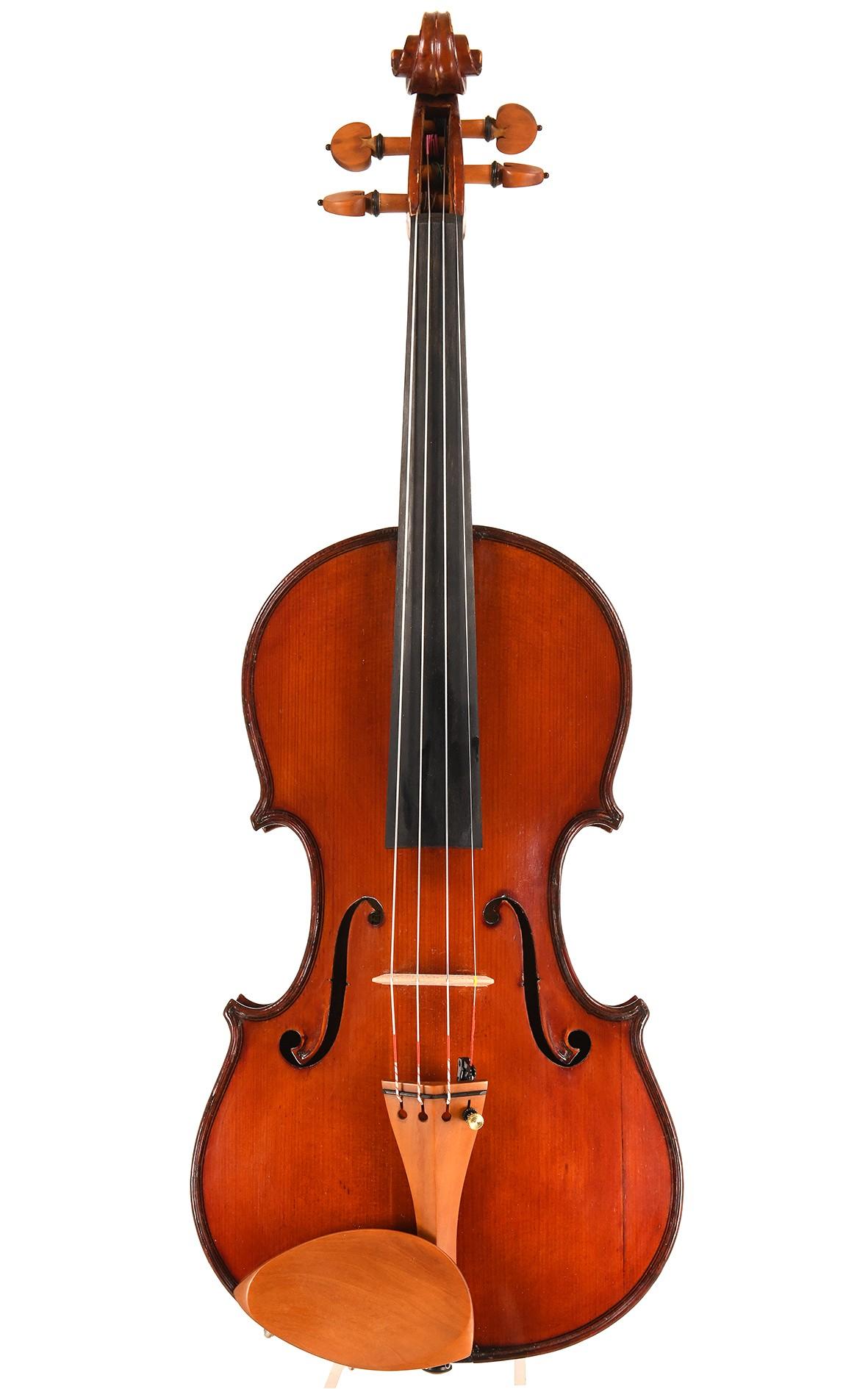 Italienische Geige von Aristide Cavalli, Cremona