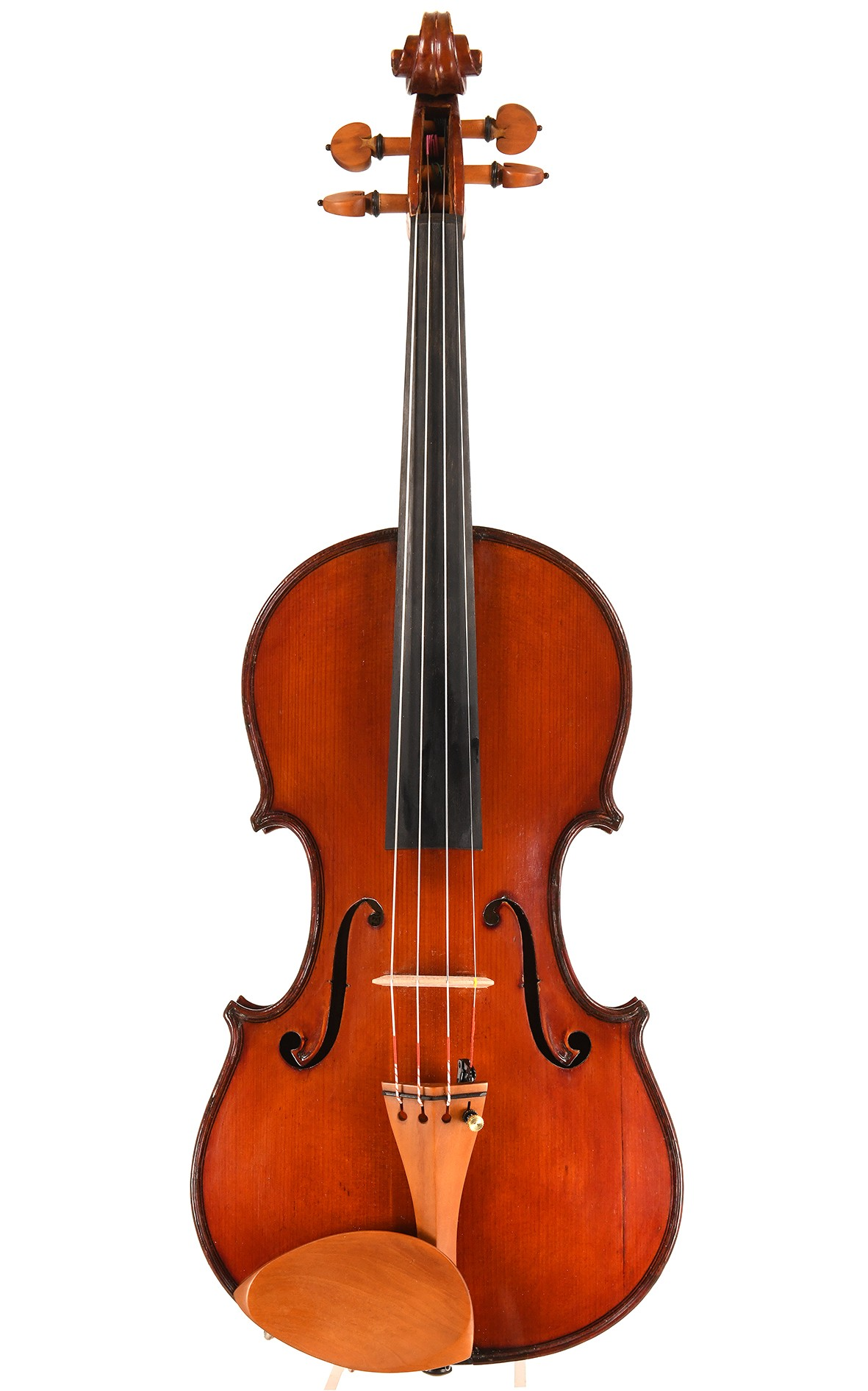 Violon italien d'Aristide Cavalli, Cremona