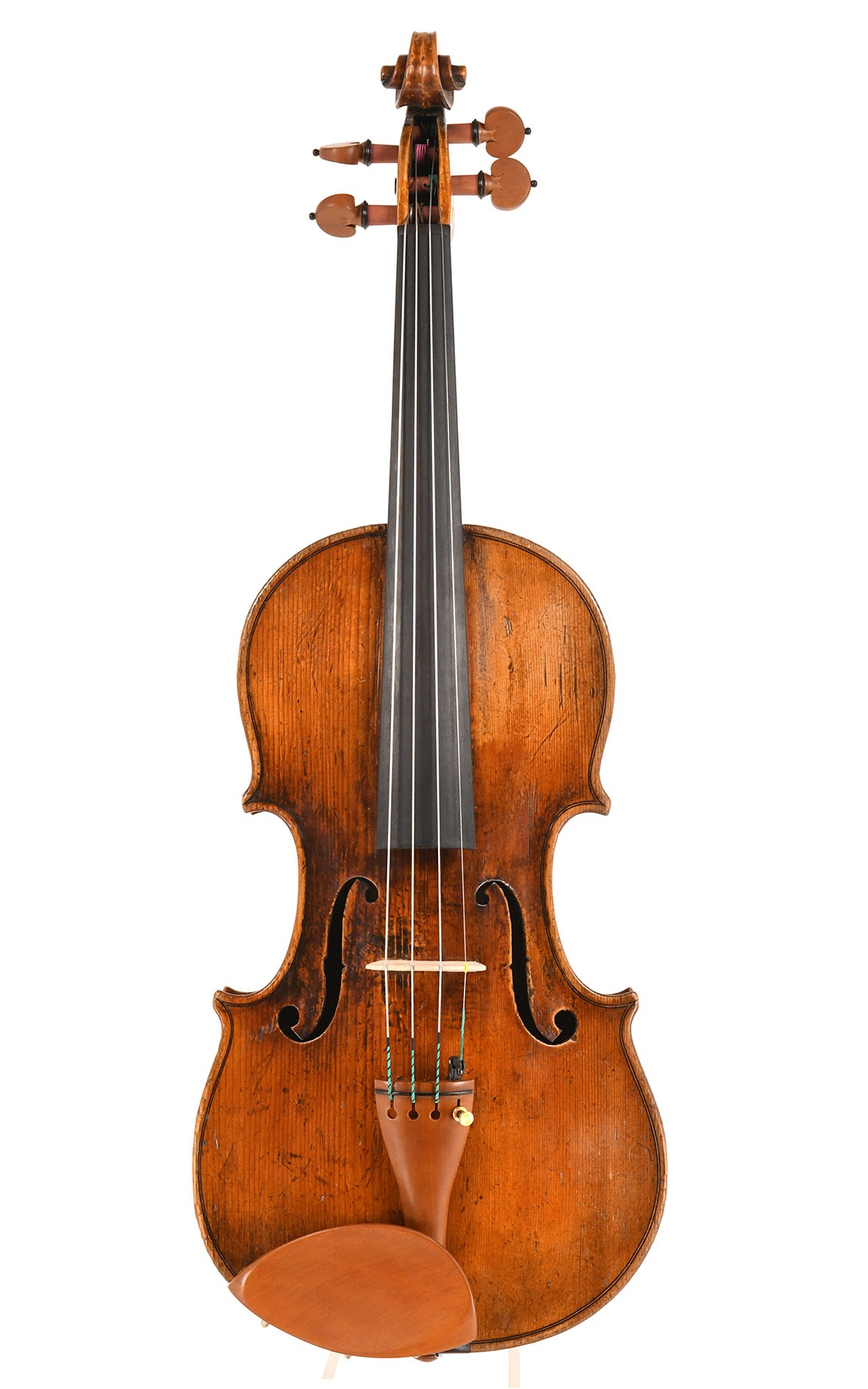 John Betts Schule/-Umfeld: Feine englische Geige um 1820