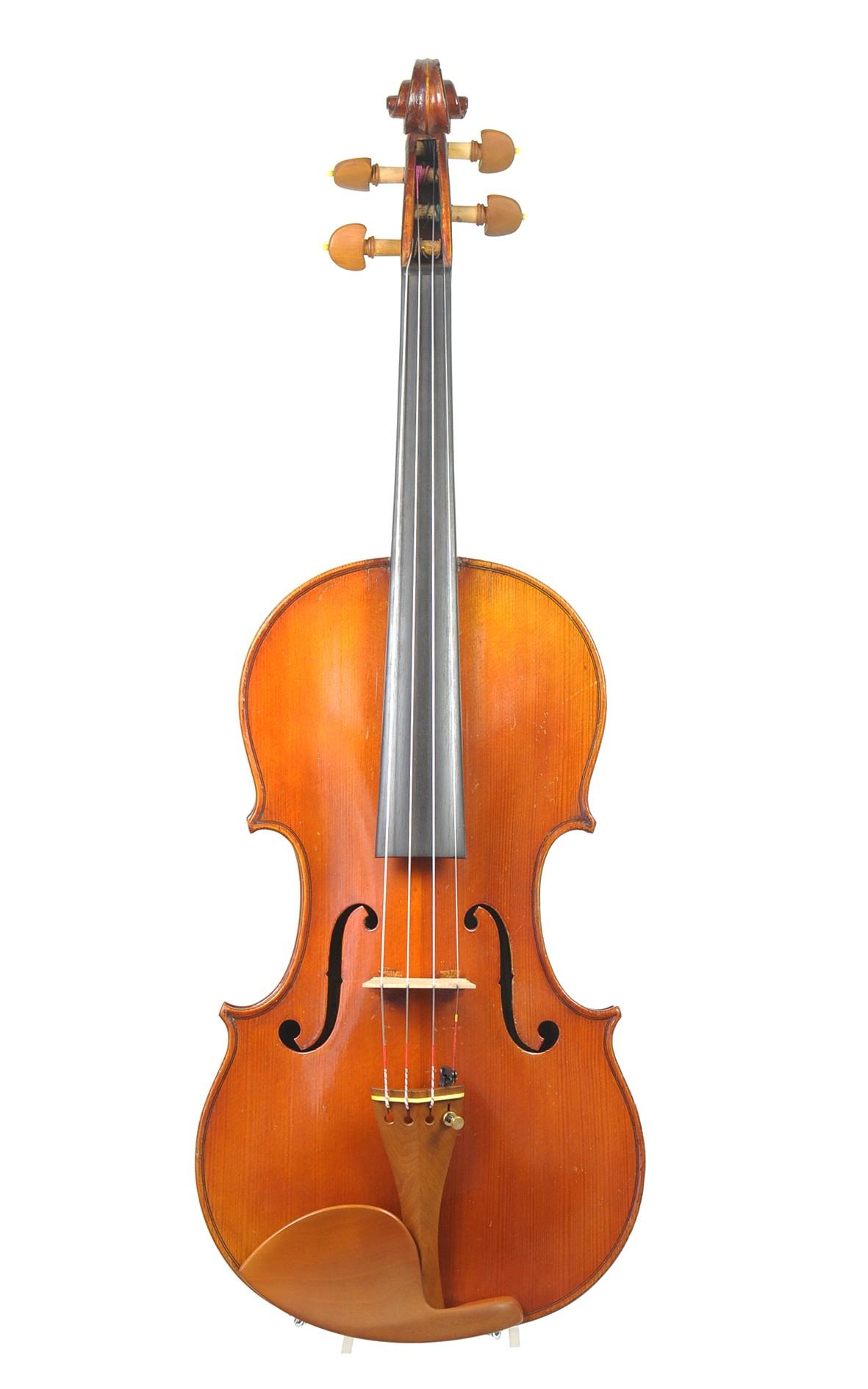 French violin No. 73. Chenantais & Le Lyonnais, Nantes, 1933