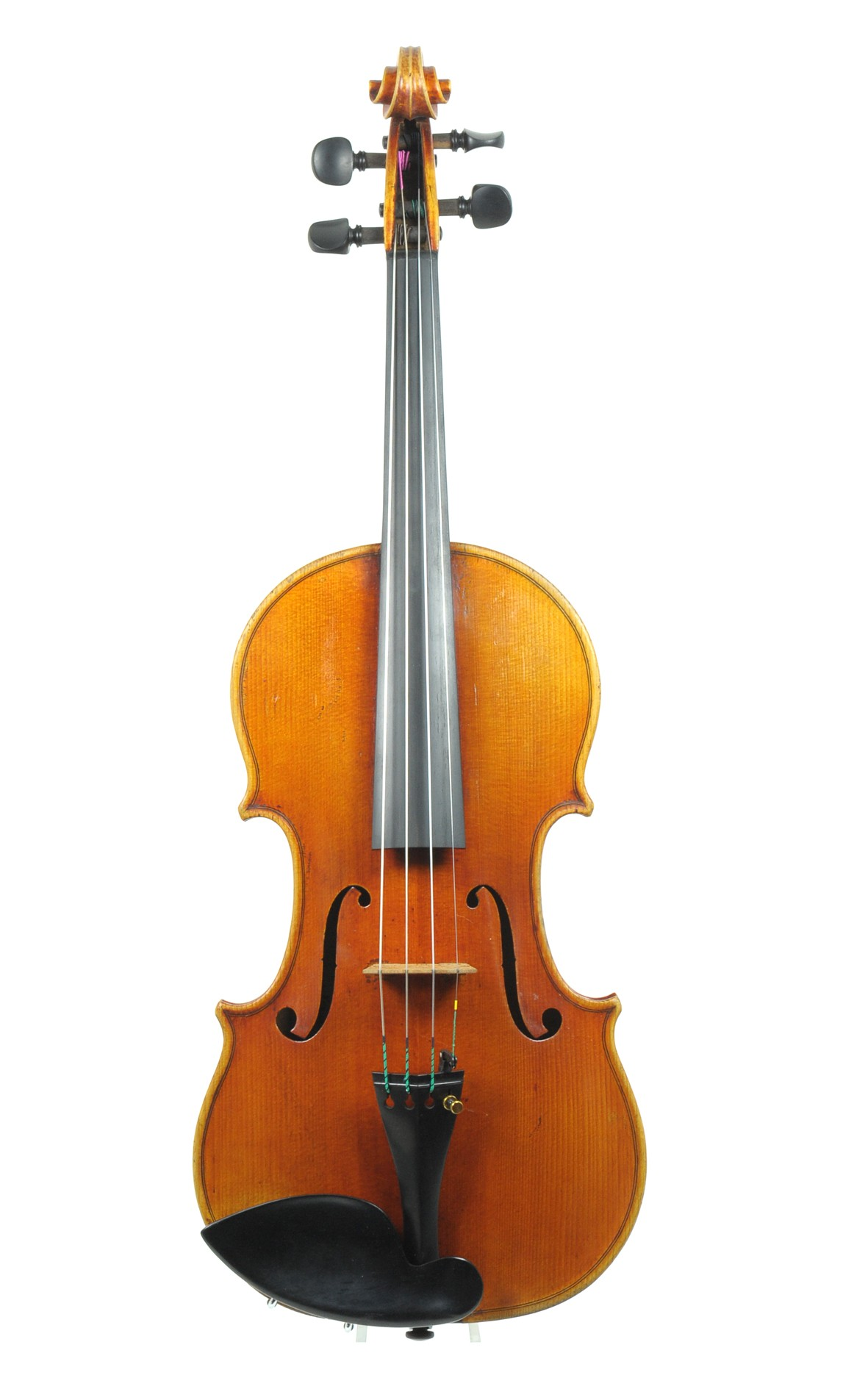 Georg Winterling, violin 1922 - top