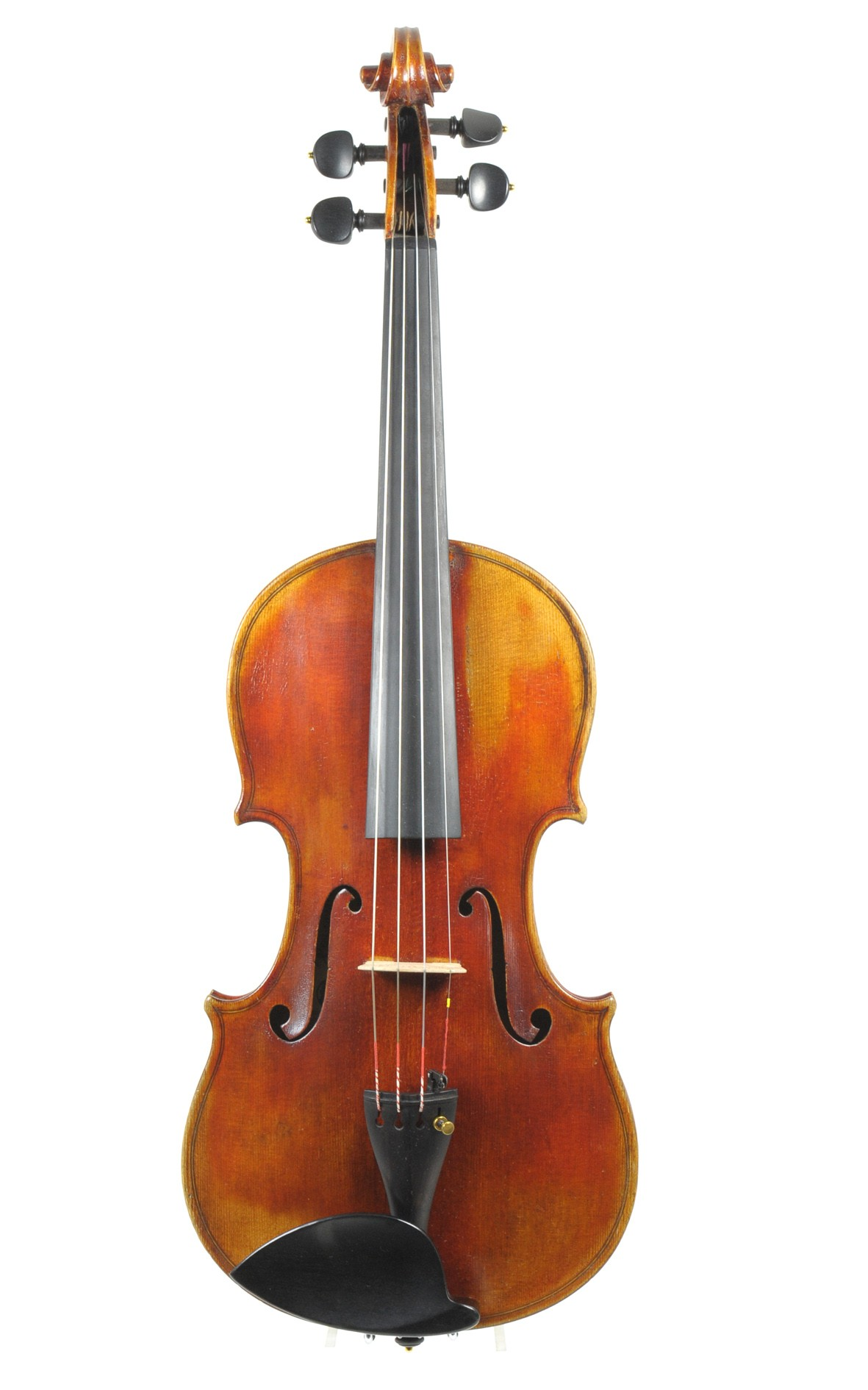 Fine master violin by Johann Glass - top