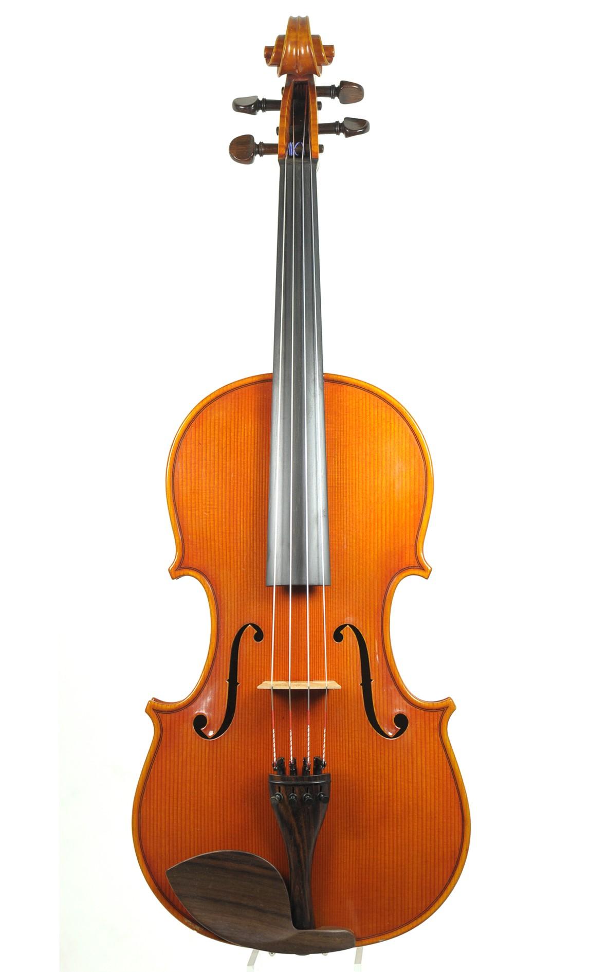 Fine contemporary Italian viola by Ado Zani, Cesena