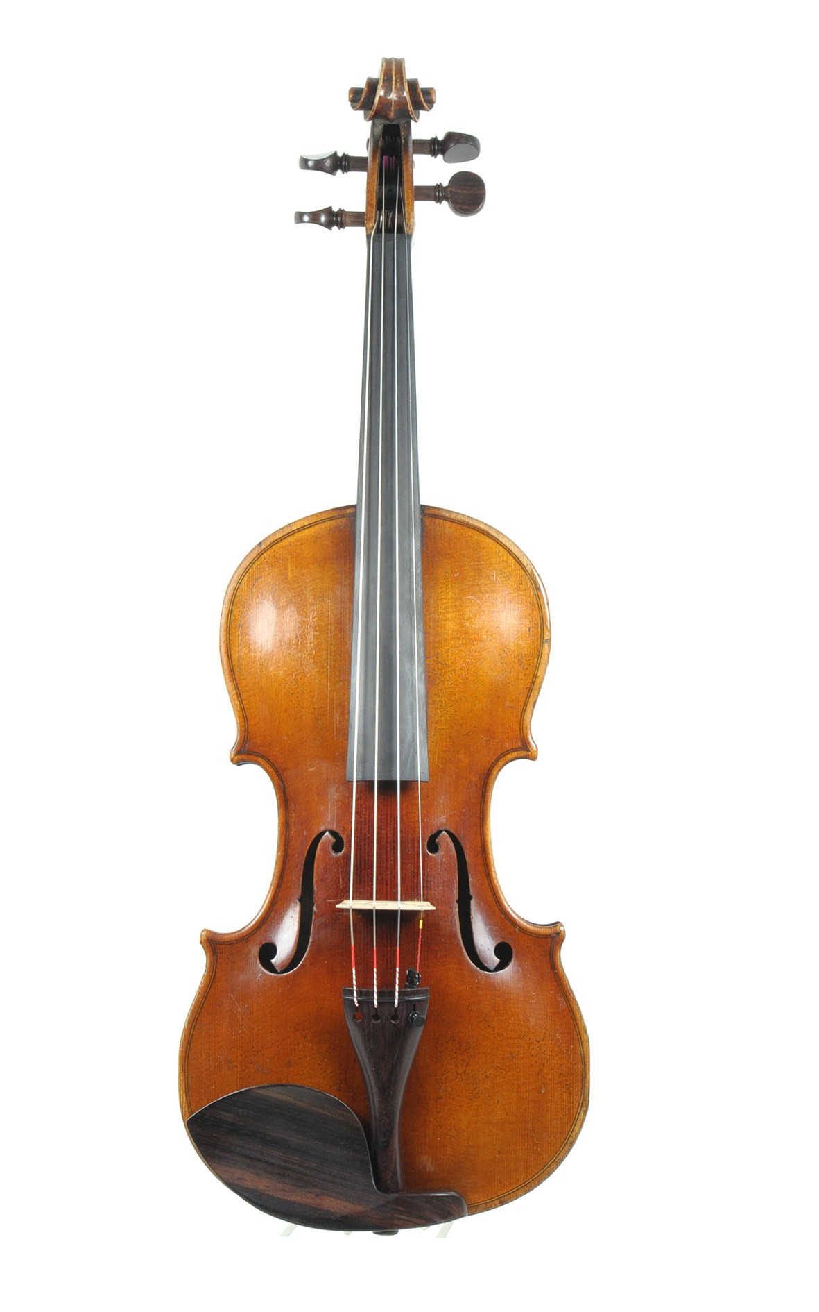 German violin, labelled Karl Niedt