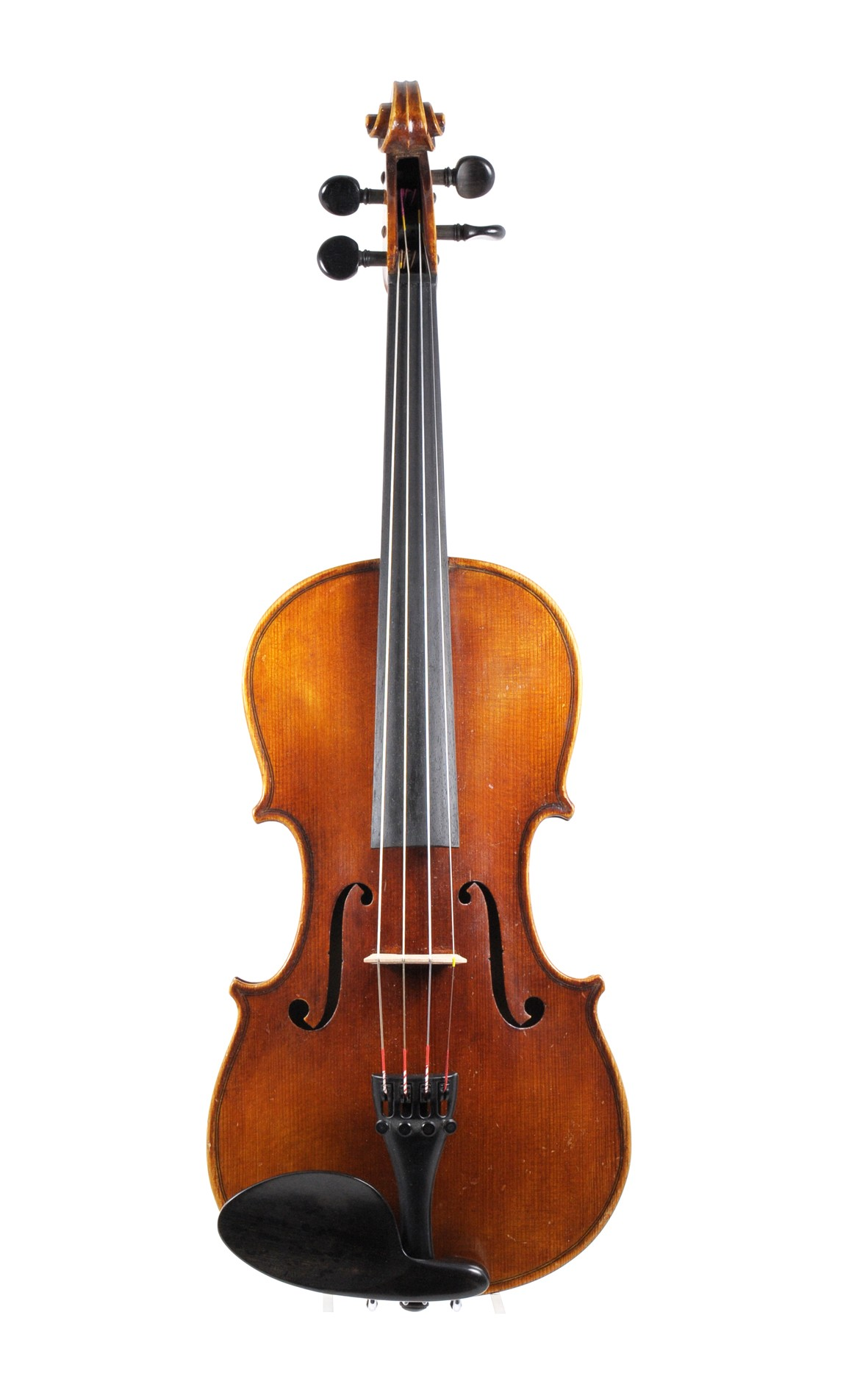 Antique German 3/4 violin from Saxony, circa 1900