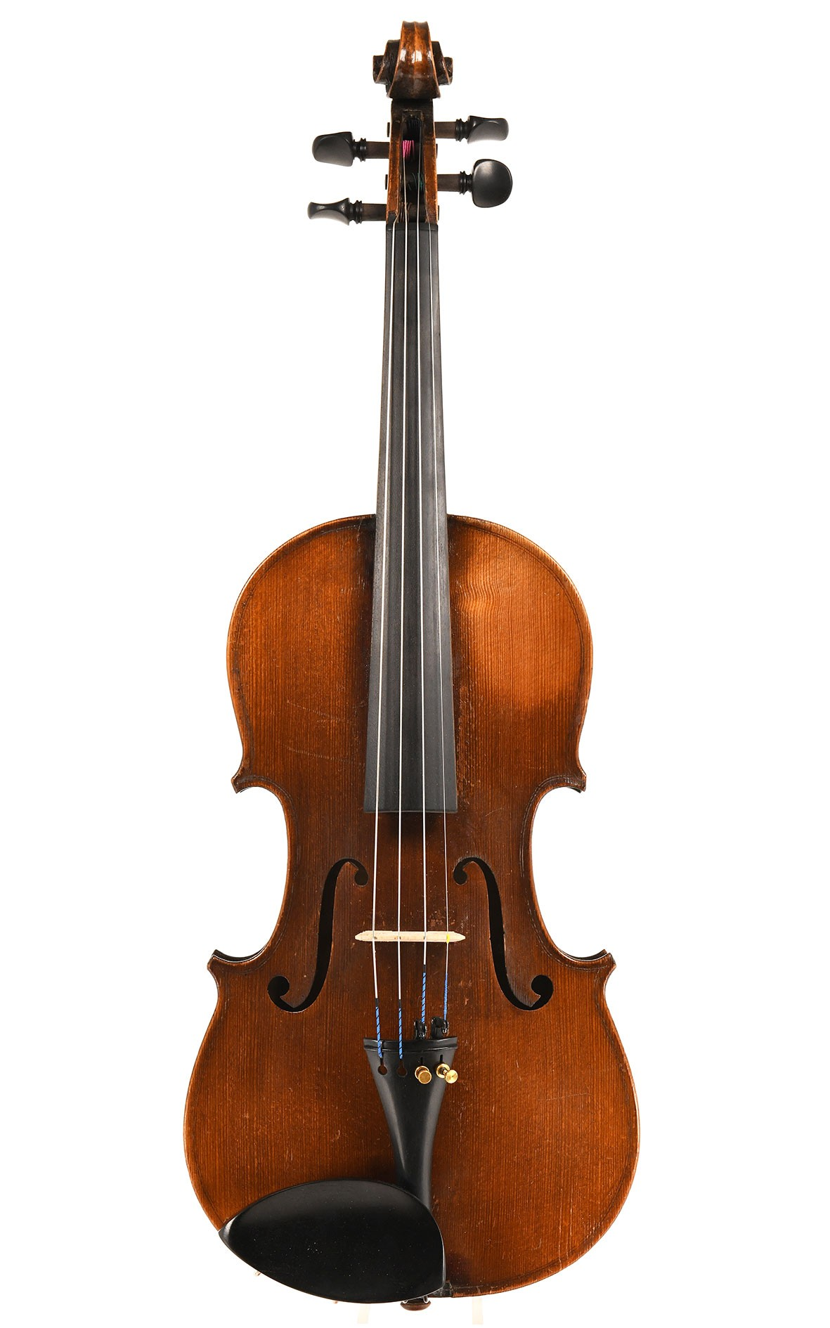 Antique French JTL violin from Mirecourt, made in approximately 1900