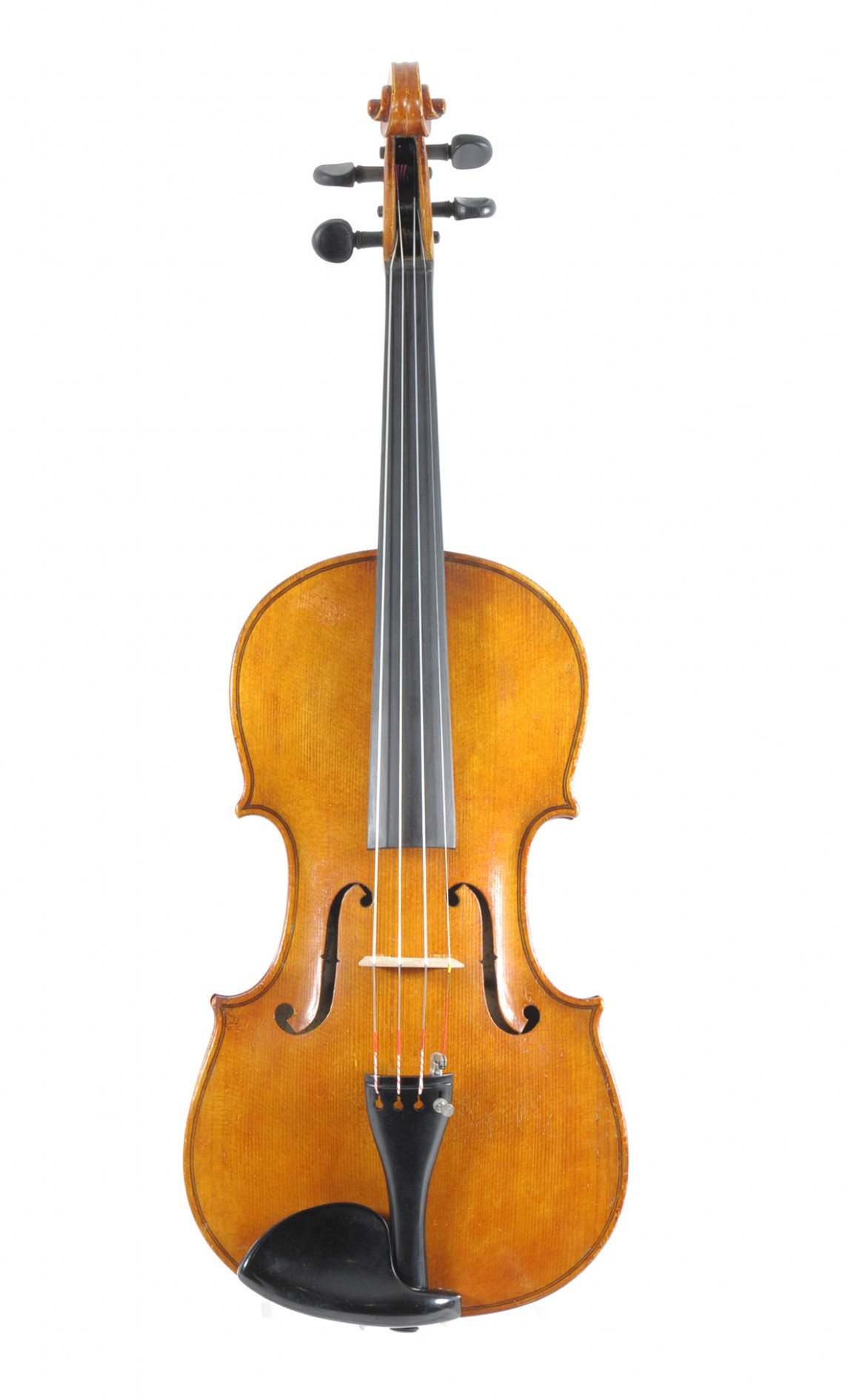Master violin by Johann Rödig, 1946 - top