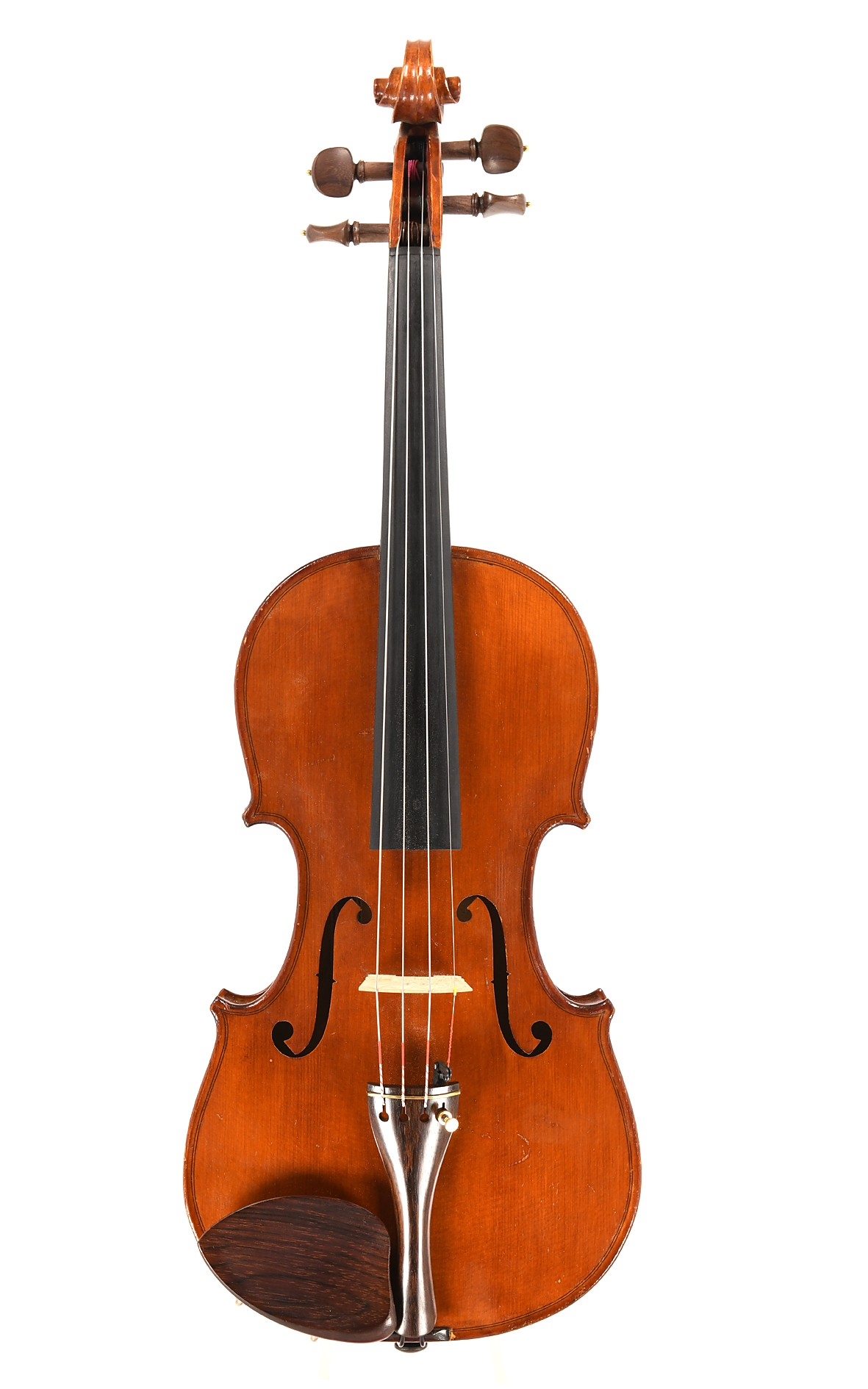 Violine, Robert Barth um 1920 - Decke