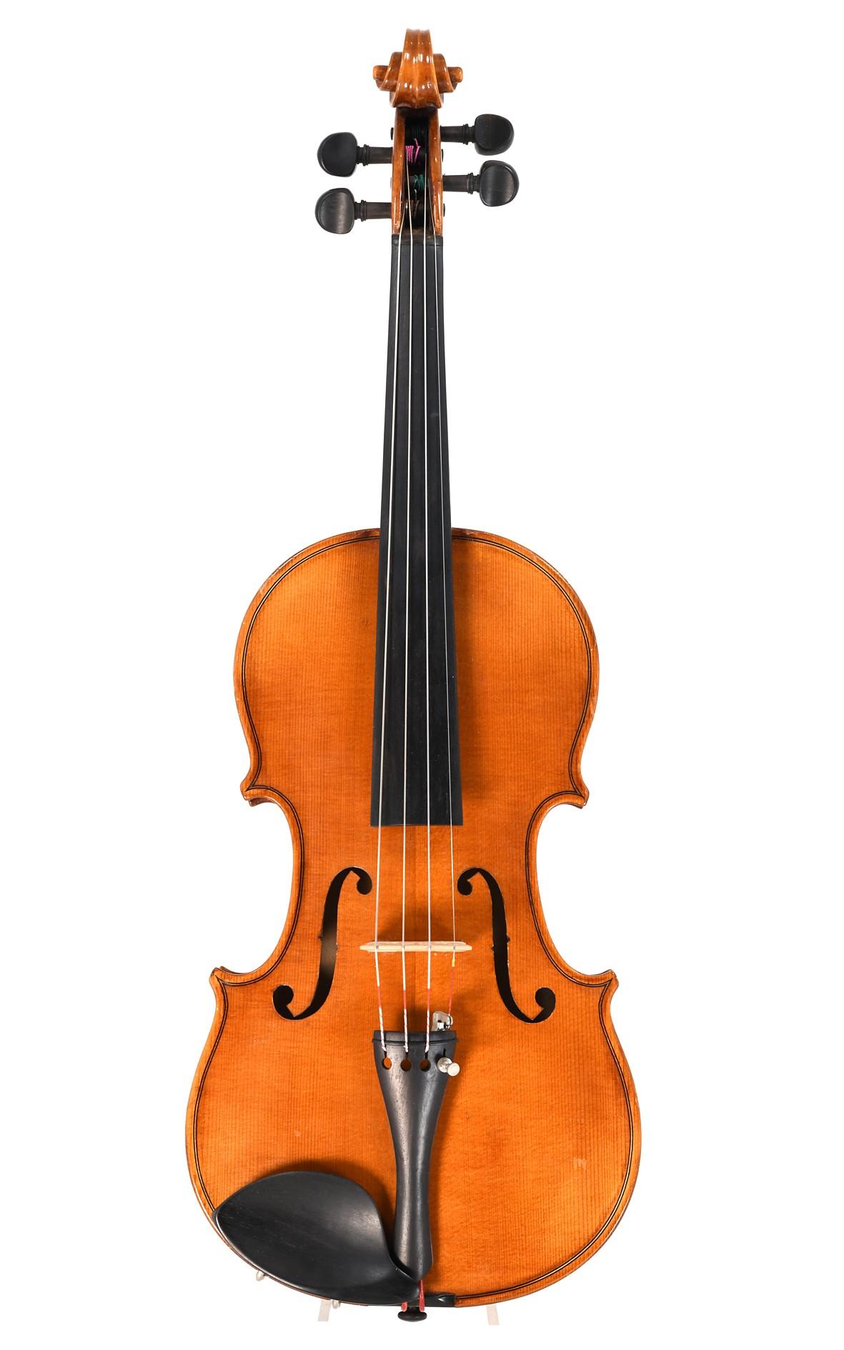 Outstanding German 1950'ies violin