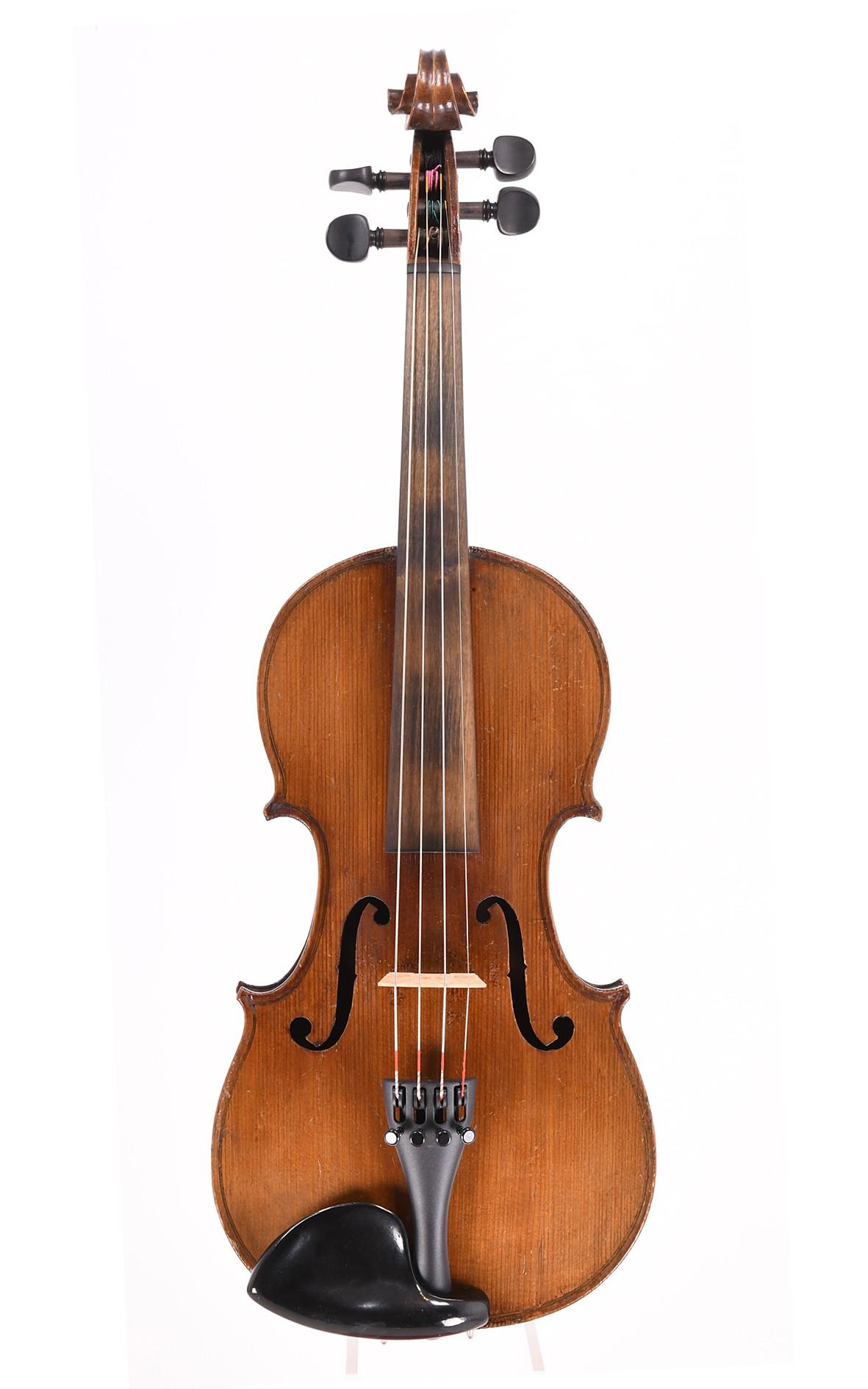 Antike französische 3/4 Geige. Wahrscheinlich J.T.L.