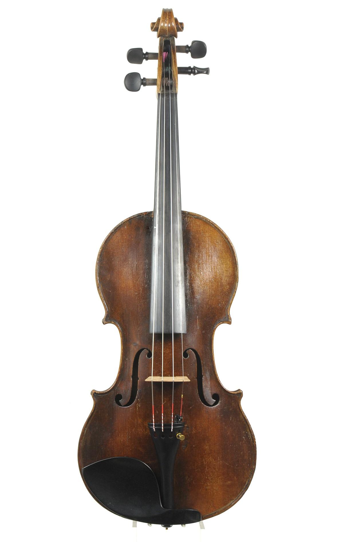Maline violin approx. 1820