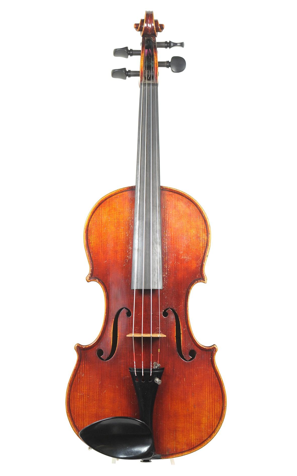 Wolff brothers, German violin Kreuznach, 1905