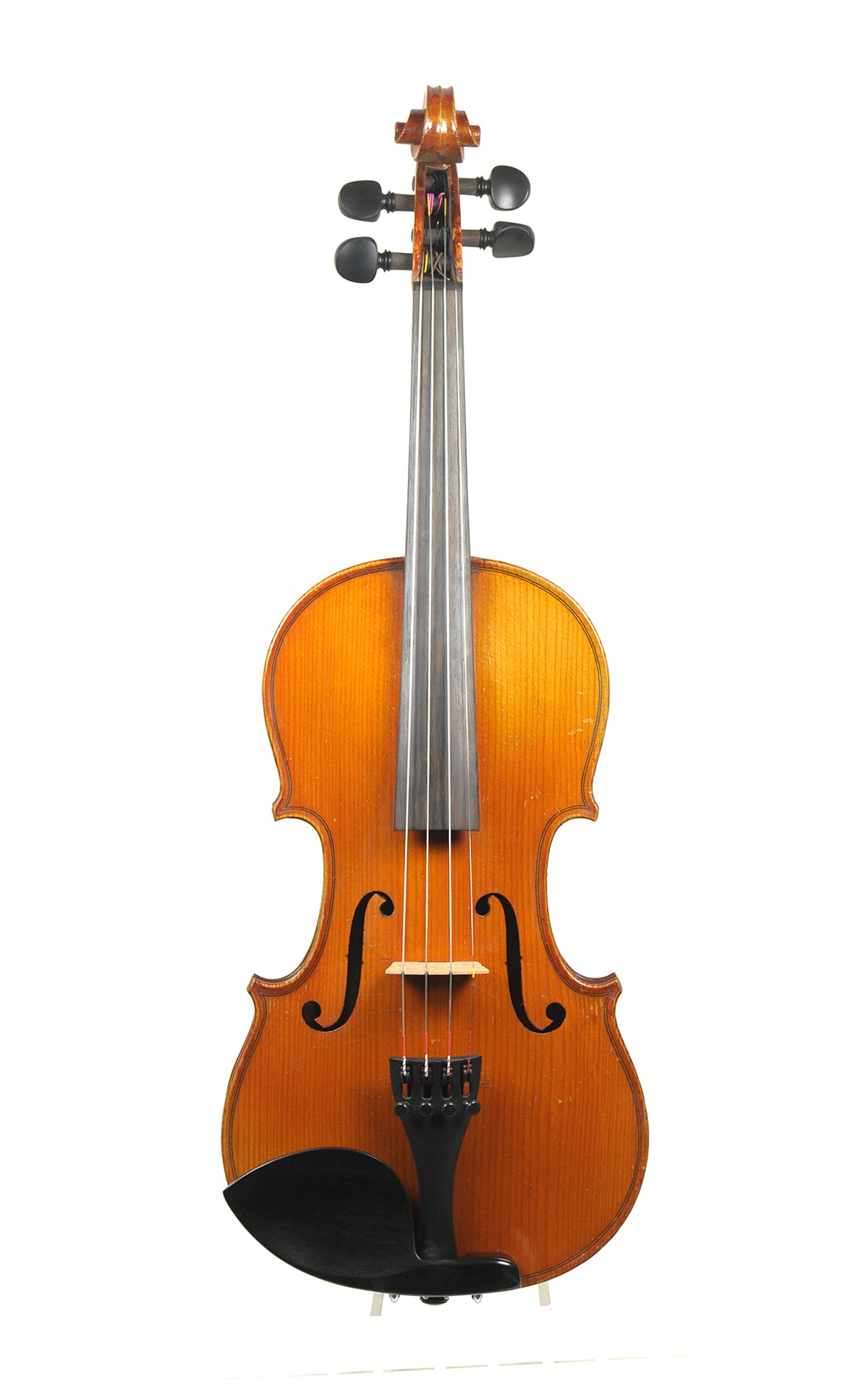 Attractive antique French 3/4 Mansuy violin
