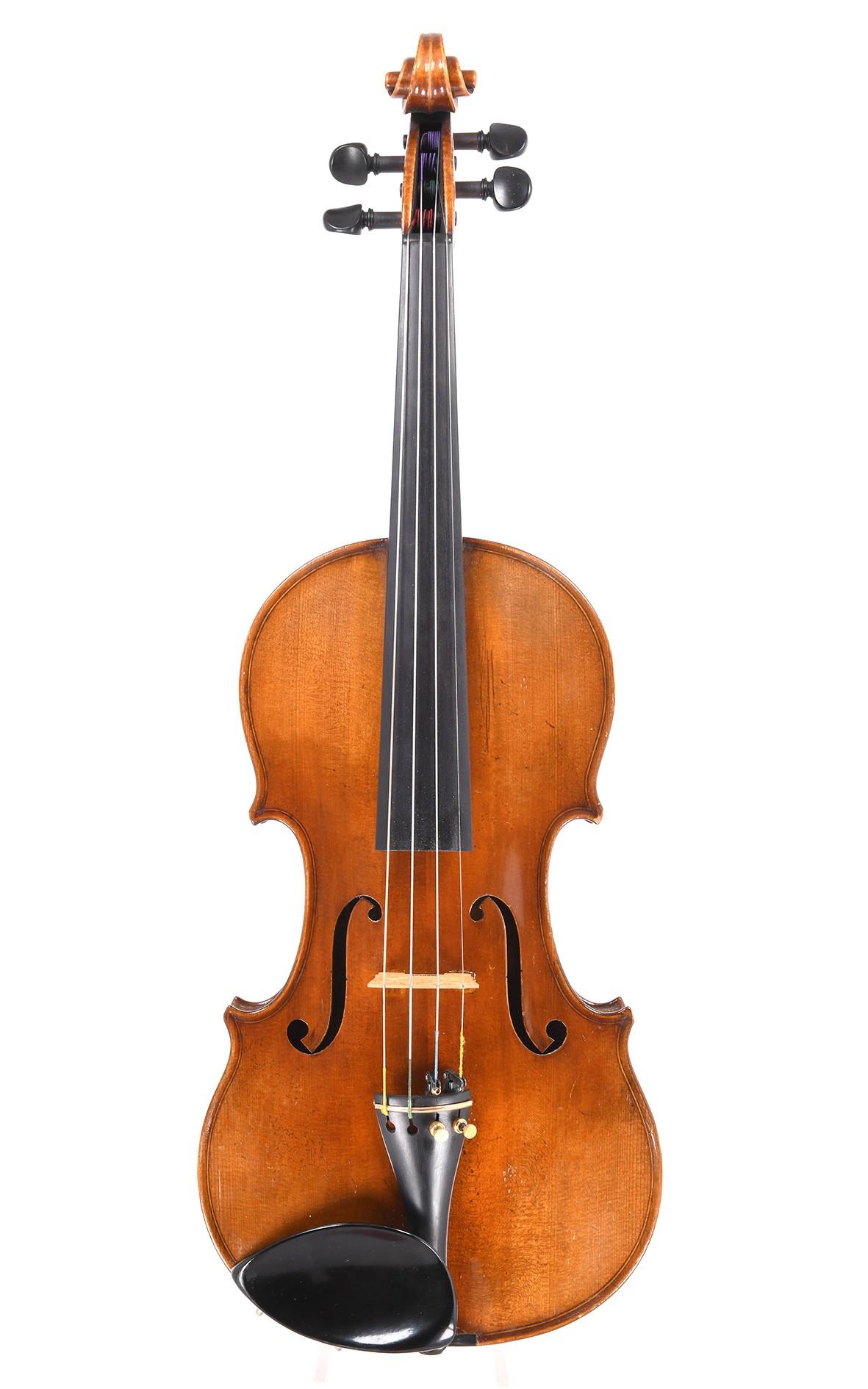 Violine von Ludwig Gläsel Jr., Markneukirchen