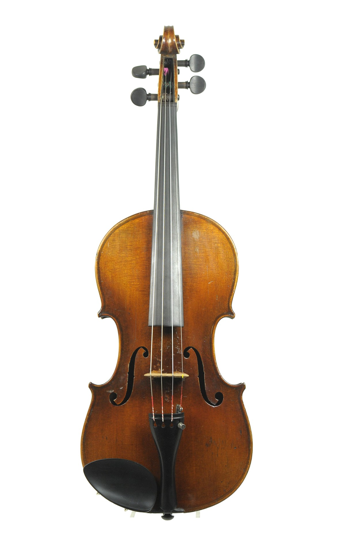 Violin from Saxony, 1920s - top