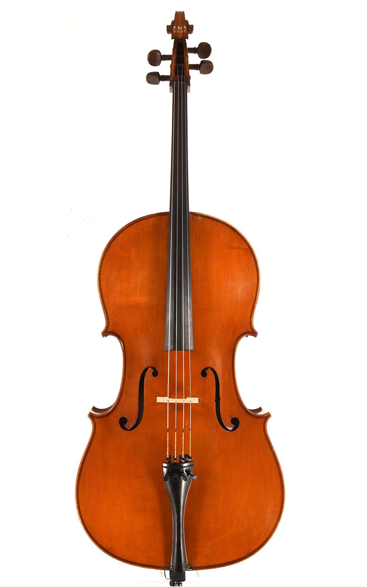 Collin-Mézin fils的精美大提琴,Mirecourt