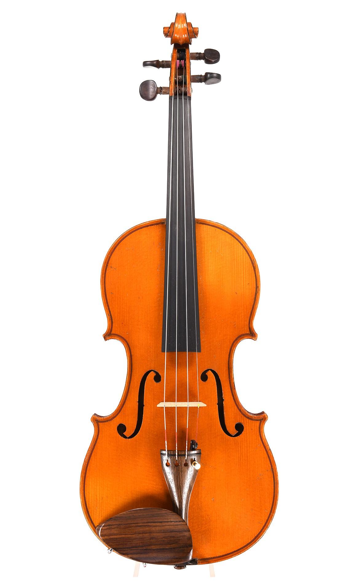 Acoulon Blondelet Violine aus Mirecourt