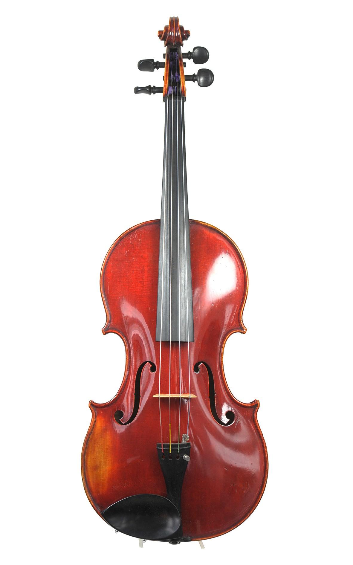 Fine Viennese viola by Ferdinand Kugler, 1973
