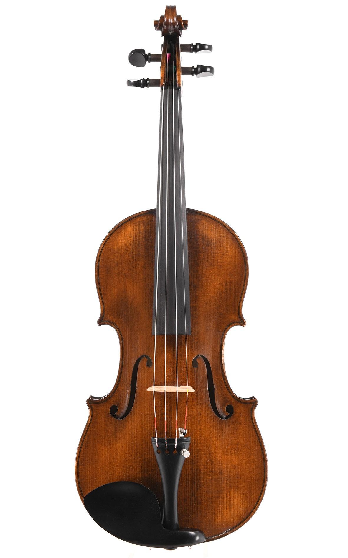 Violon allemand ancien, Max Osterode Stuttgart - 1915 No. 23
