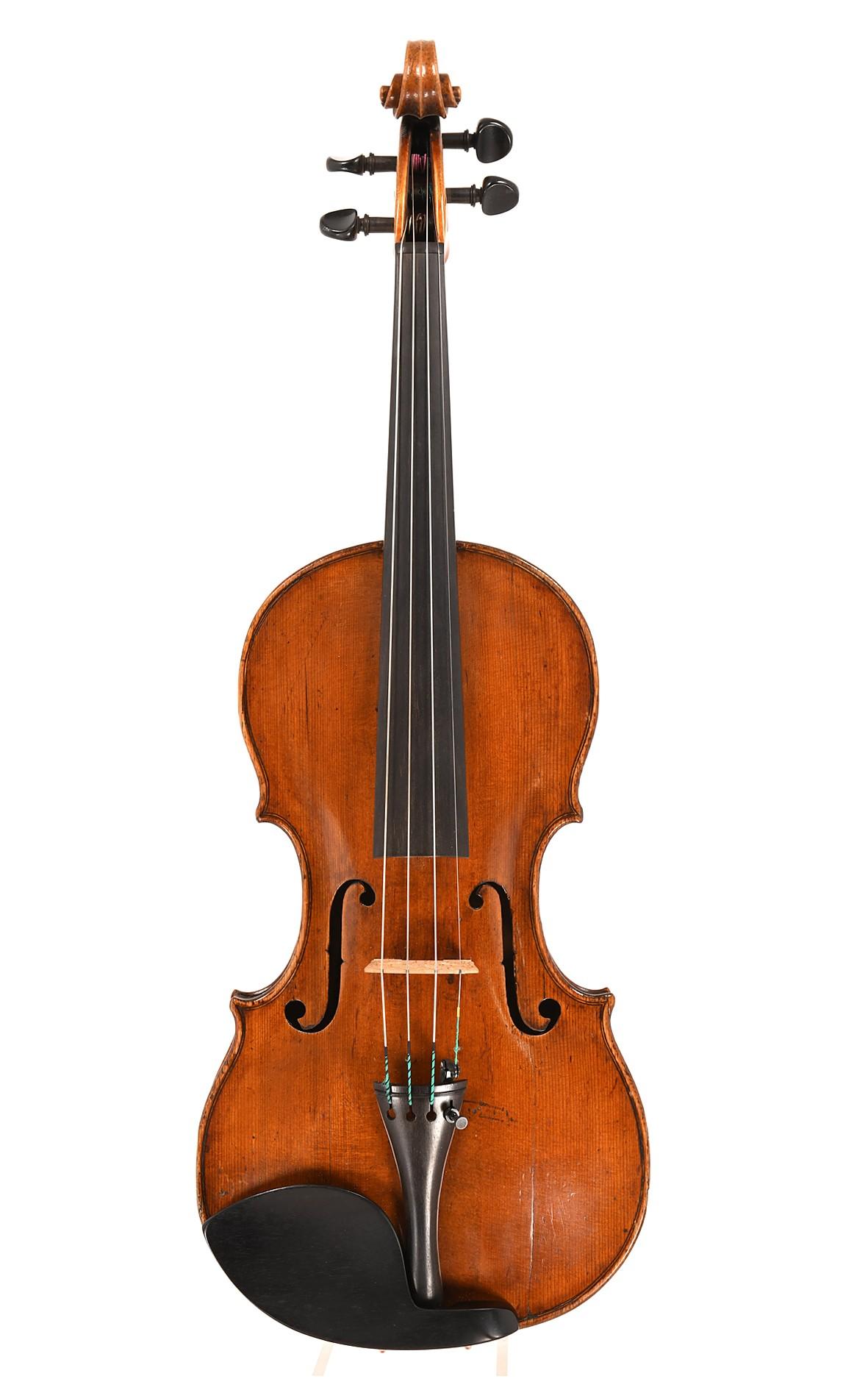 Feine süddeutsche Violine, Franz Knitl, Freising, 1769