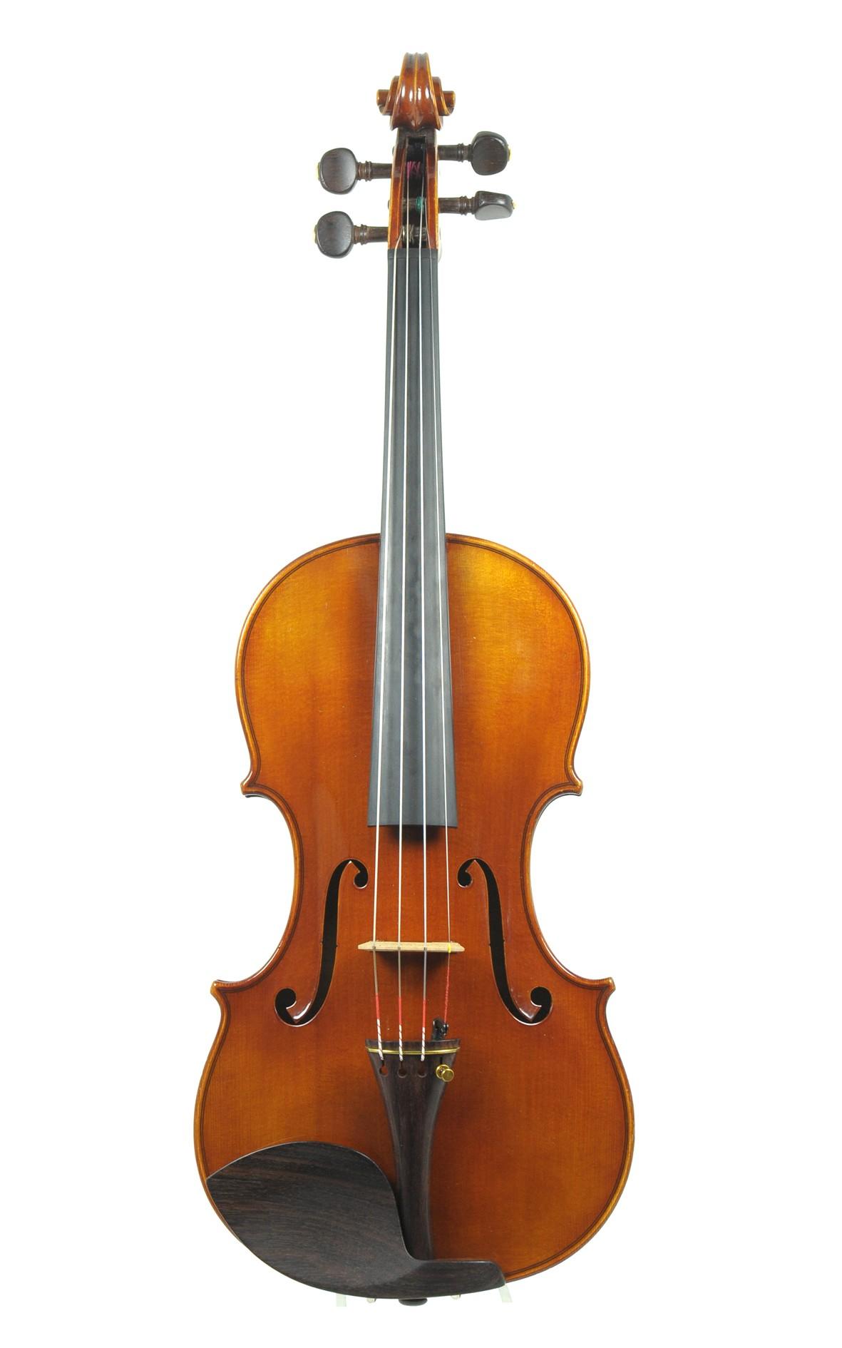 Mirecourt: violin by G. Jamies & G. Meyer in 1929, No. 33