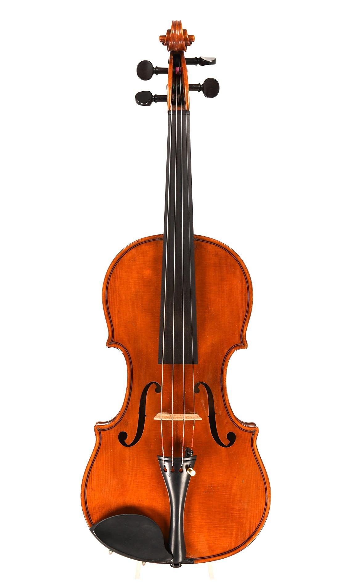 Fine Italian violin, Liuteria Luigi Mozzani