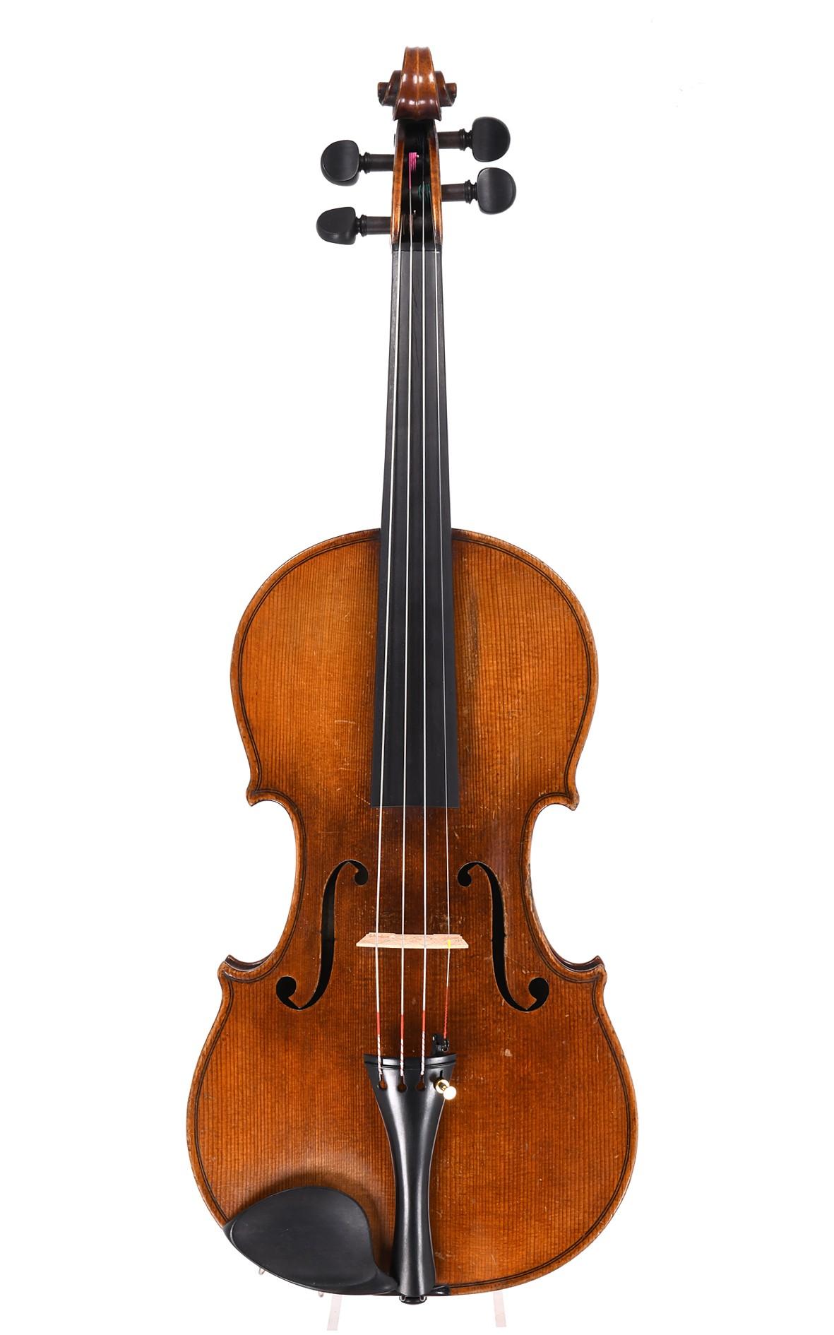 Antique French violin made around 1880