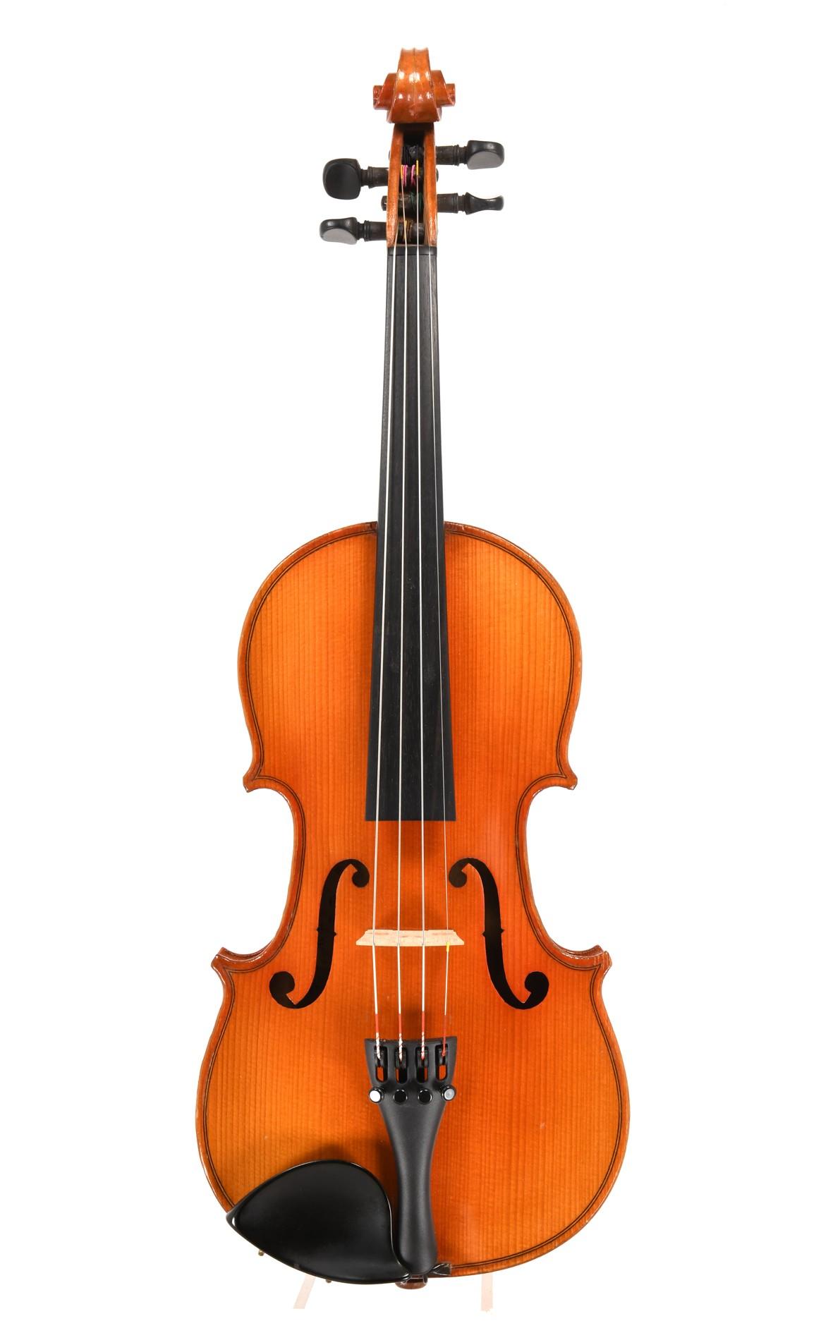 Französische 1/2 Geige aus Mirecourt, Breton Modell
