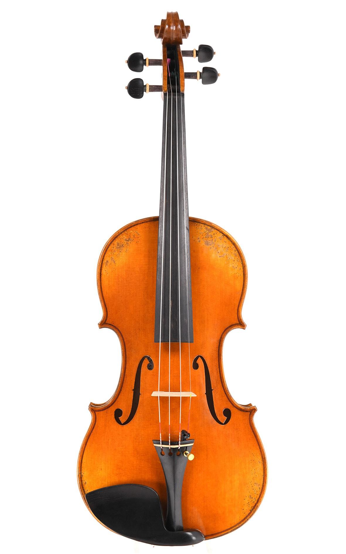 Guarnerius violin opus 15