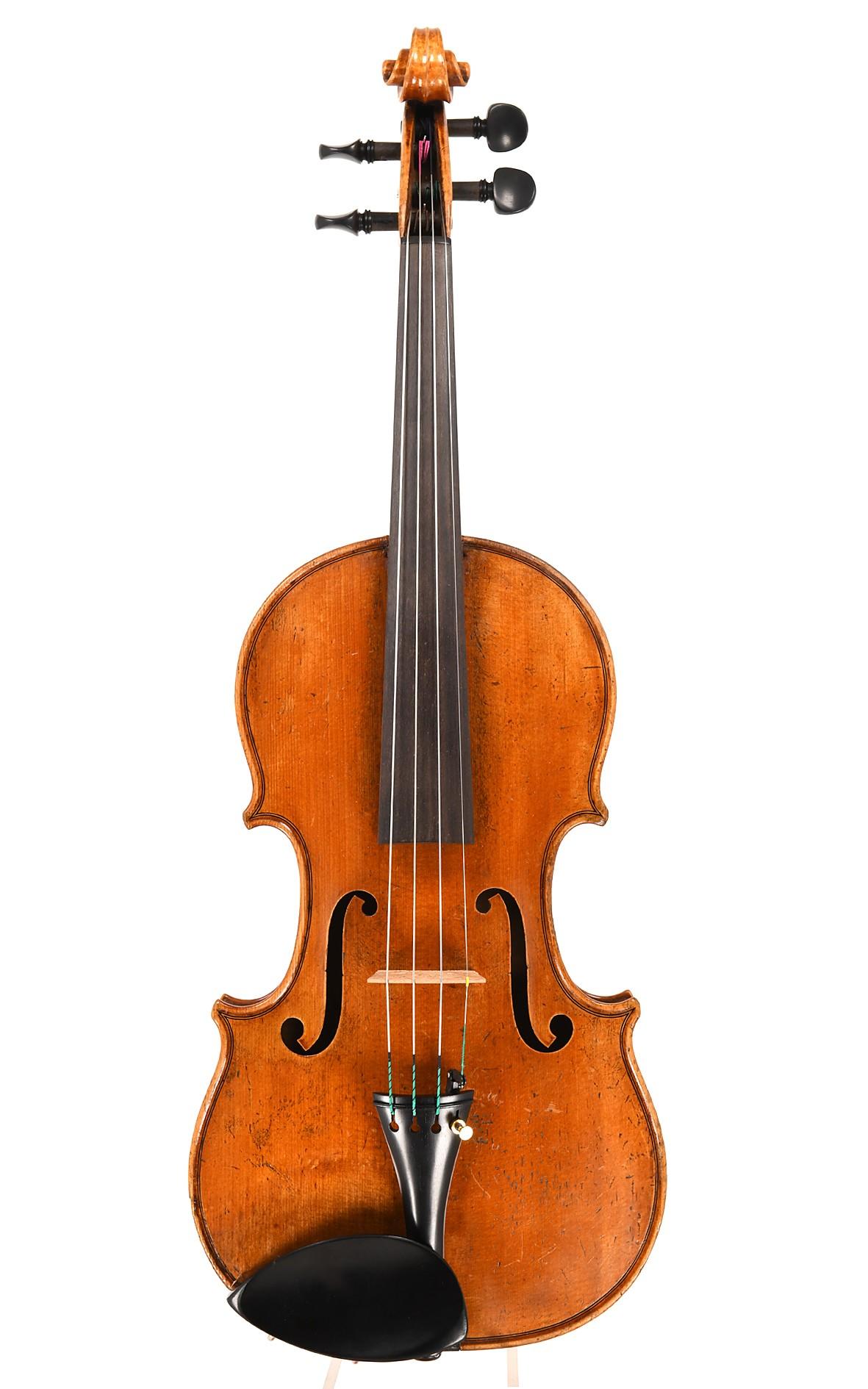 Feine Violine von Joseph Laurent Mast, Toulouse, 1823