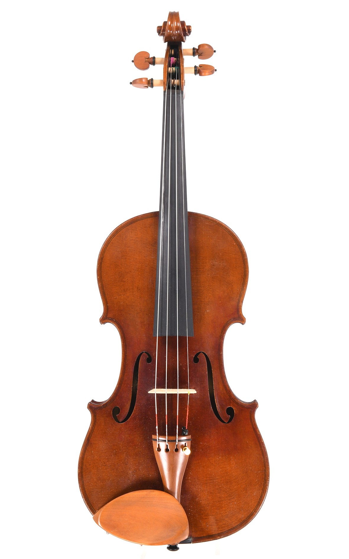 French violin of the brand Apparut in Mirecourt