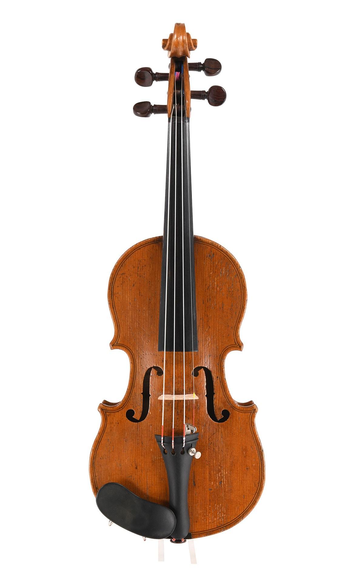 Rare violon français 1/8 vers 1820