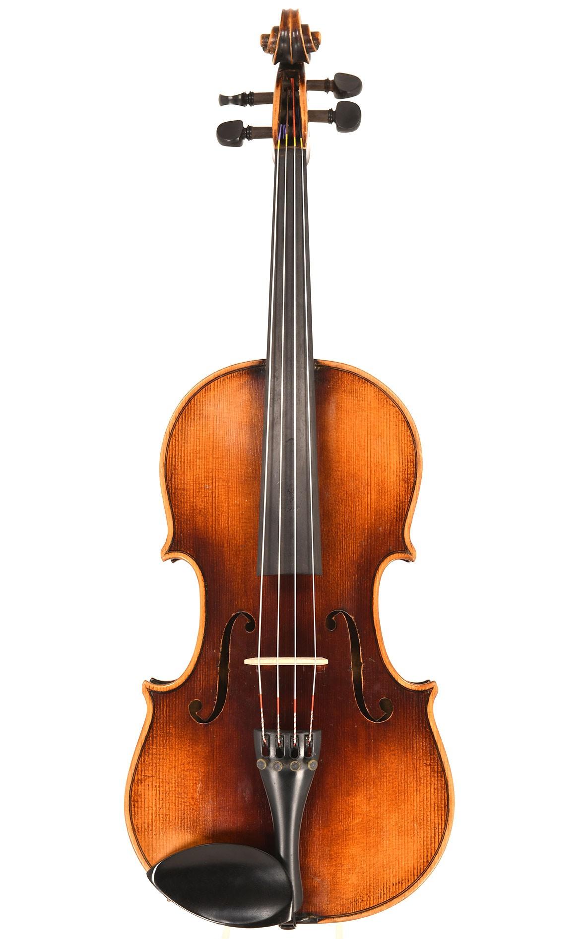 Markneukirchen viola by Max Brückner