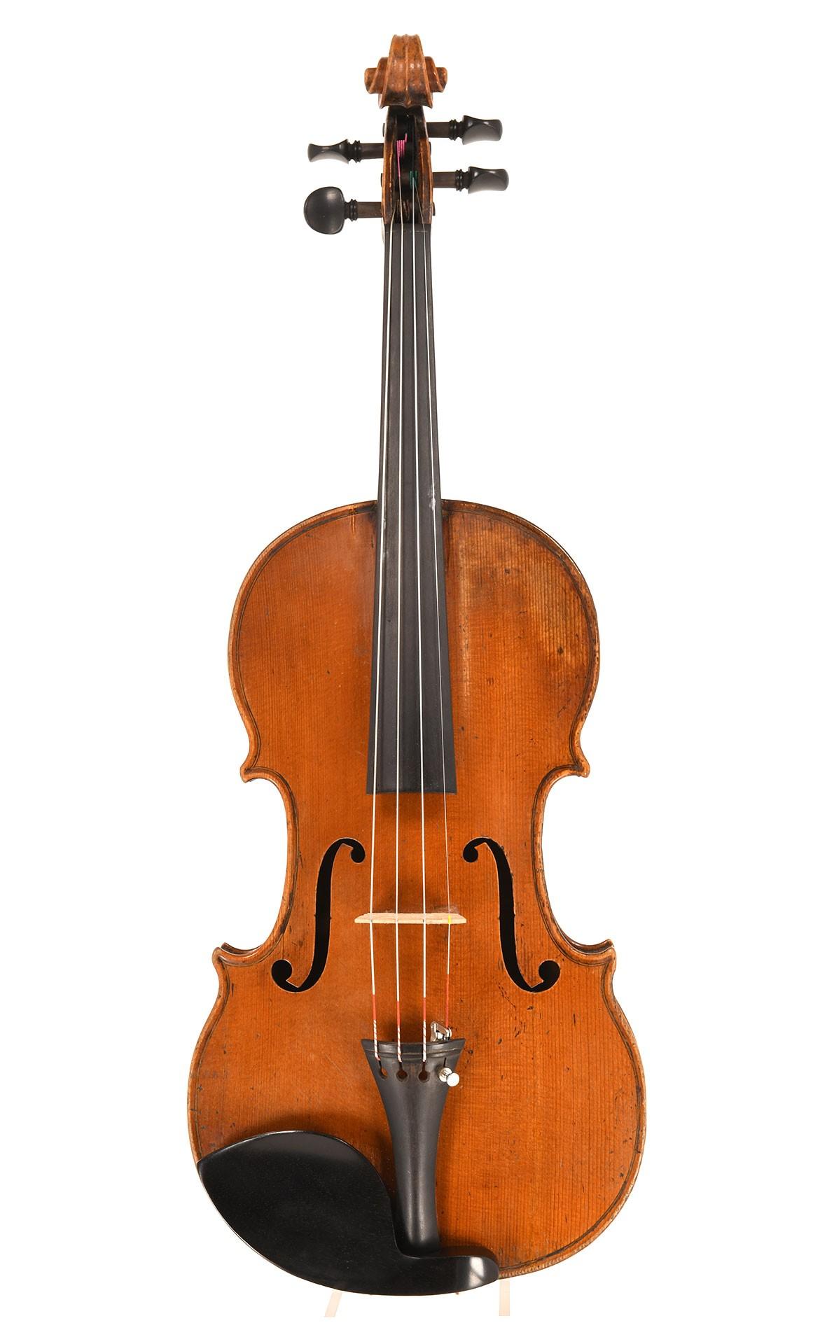 Didier Nicolas, französische Violine um 1835