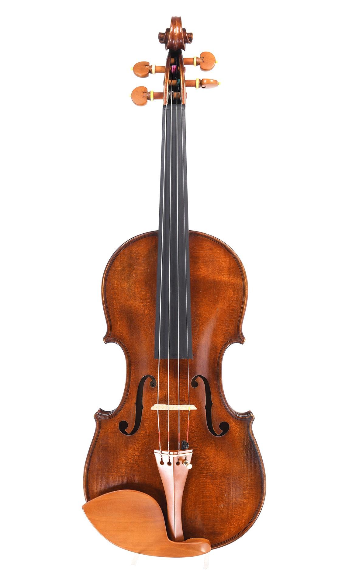 Mittenwalder Geige von Laurenz Niggl