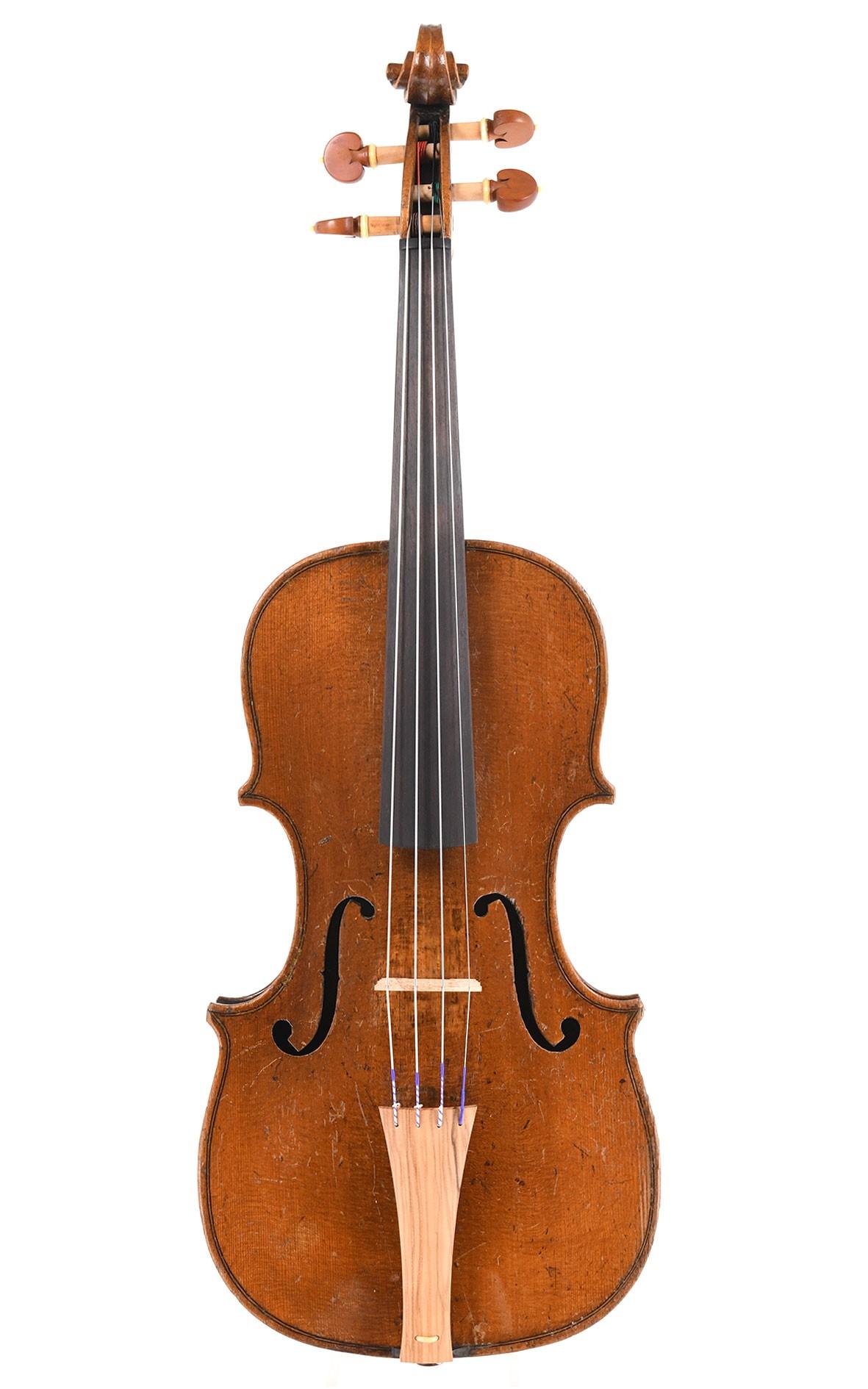 Violon baroque Hopf
