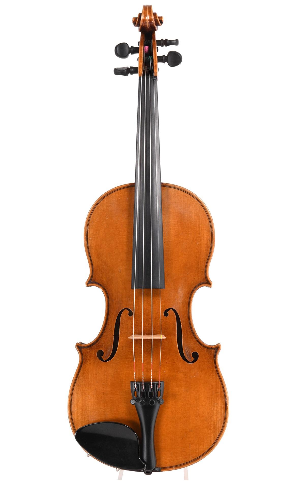 Ladies' violin, 7/8 violin - top