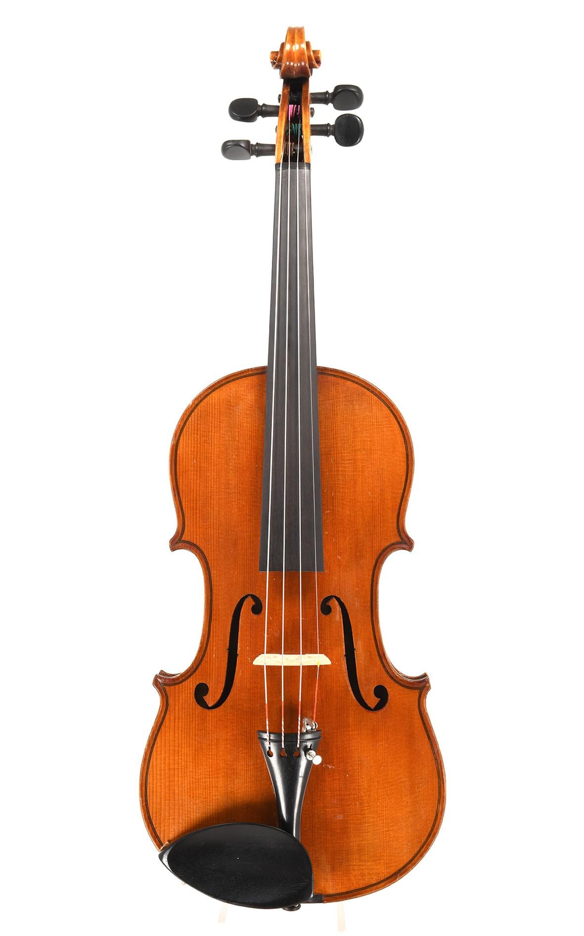 Sächsische Geige nach Guarneri, 1920er Jahre
