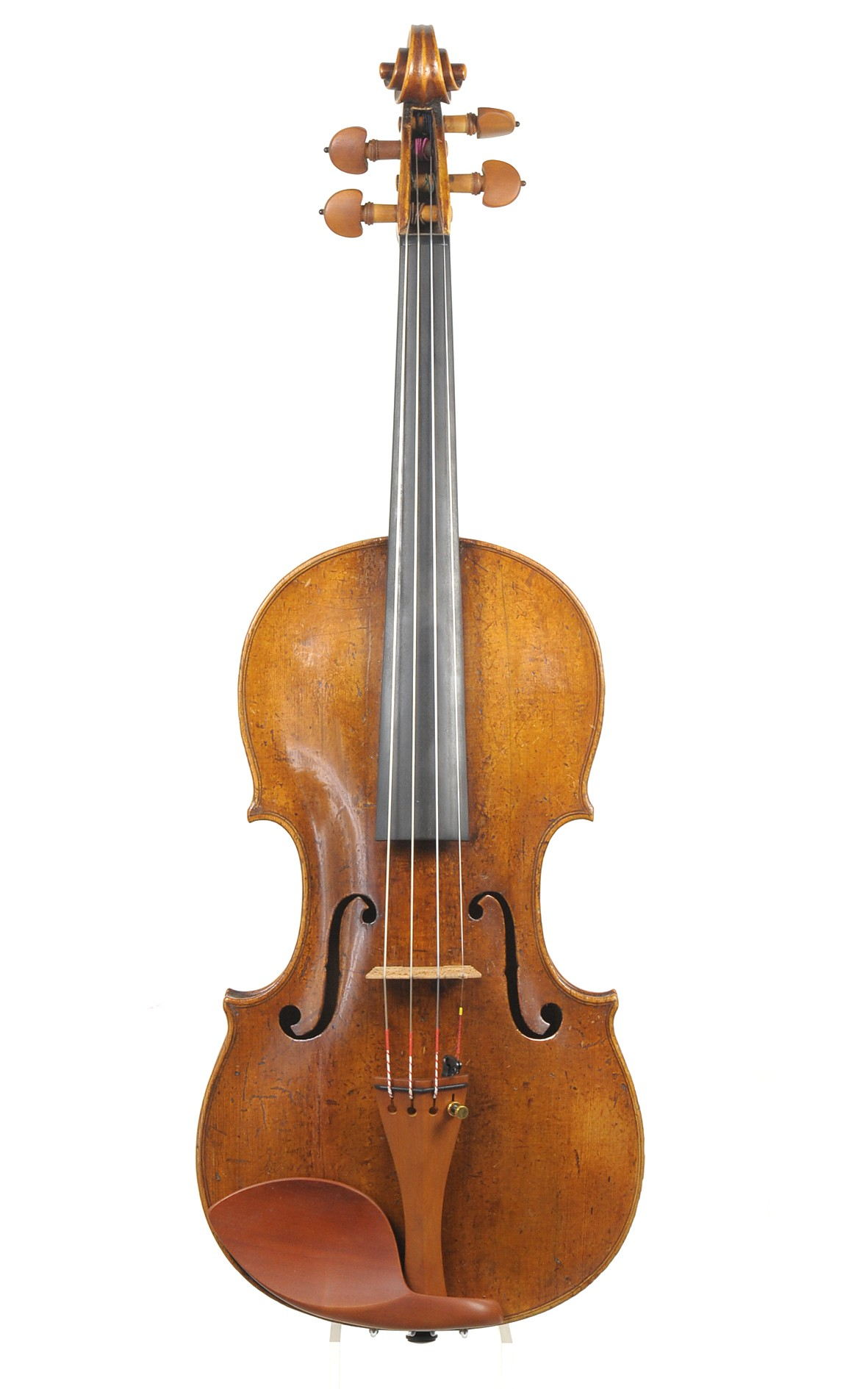 Fine Mittenwald violin after Aegidius Kloz, c.1800