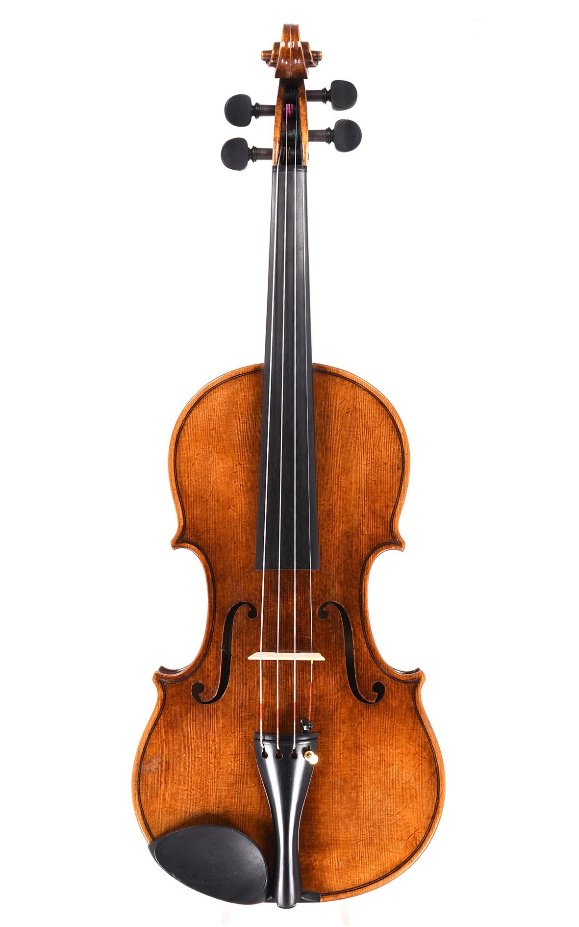 Norddeutsche Geige von Richard Berger