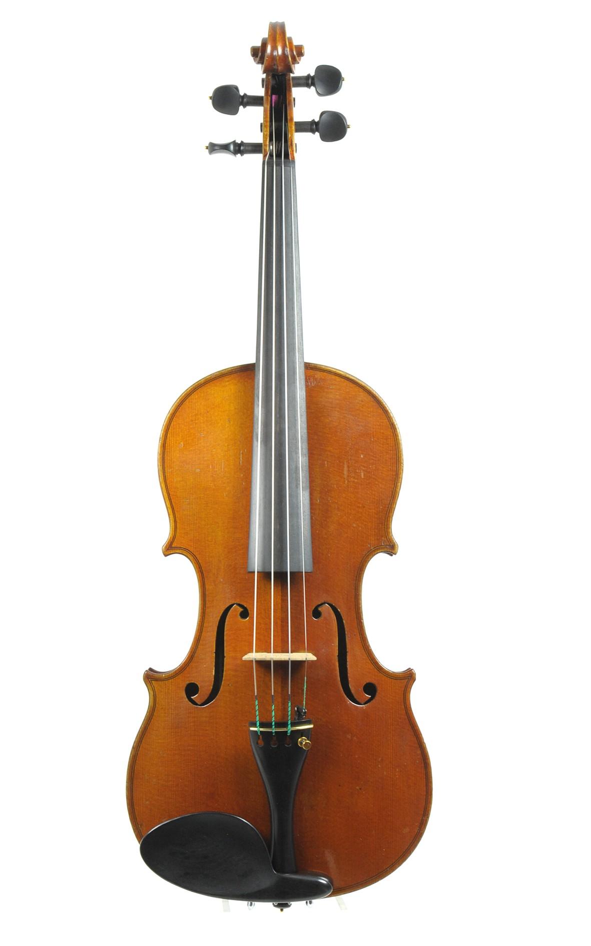 Viennese violin, Alois Leja, Vienna