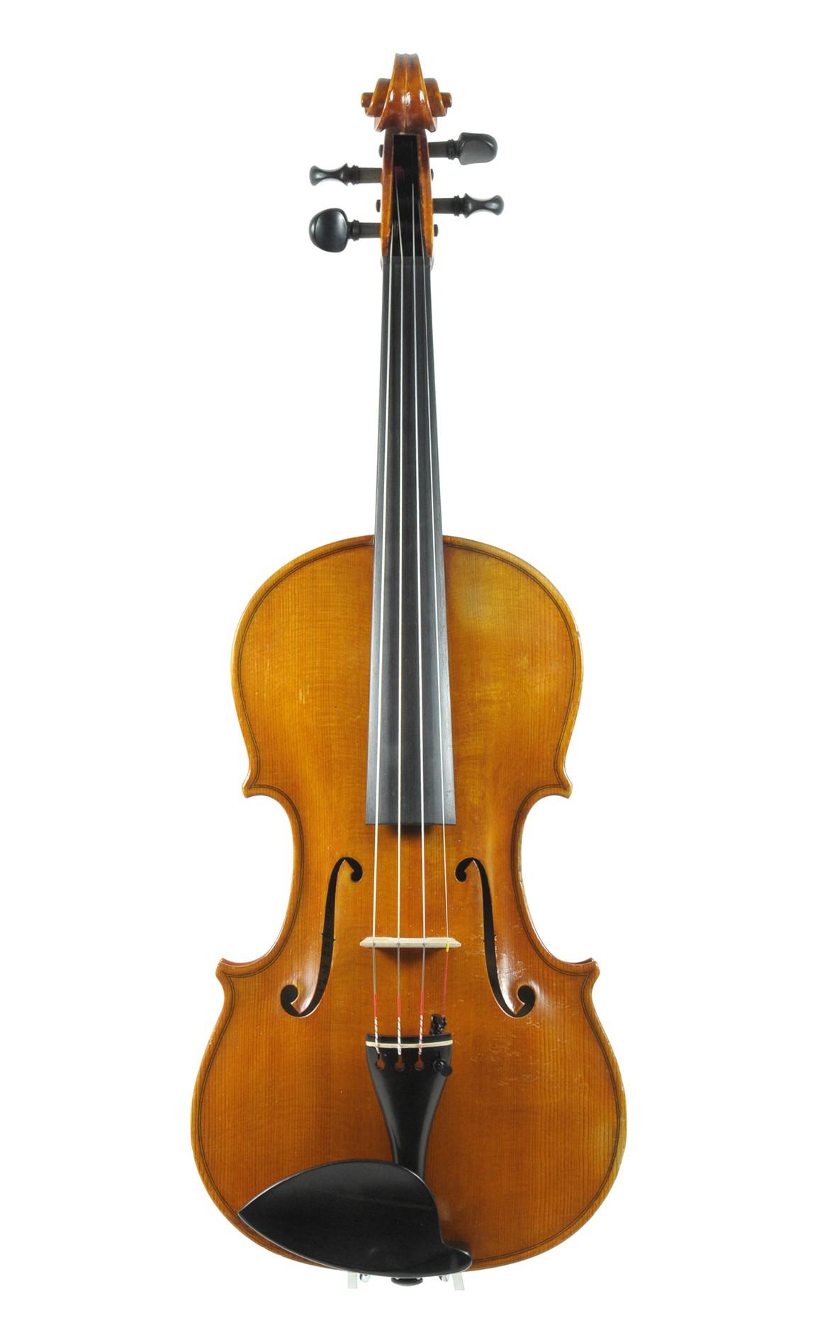 Berthold Specht, Jena, Violine 1923 - Decke