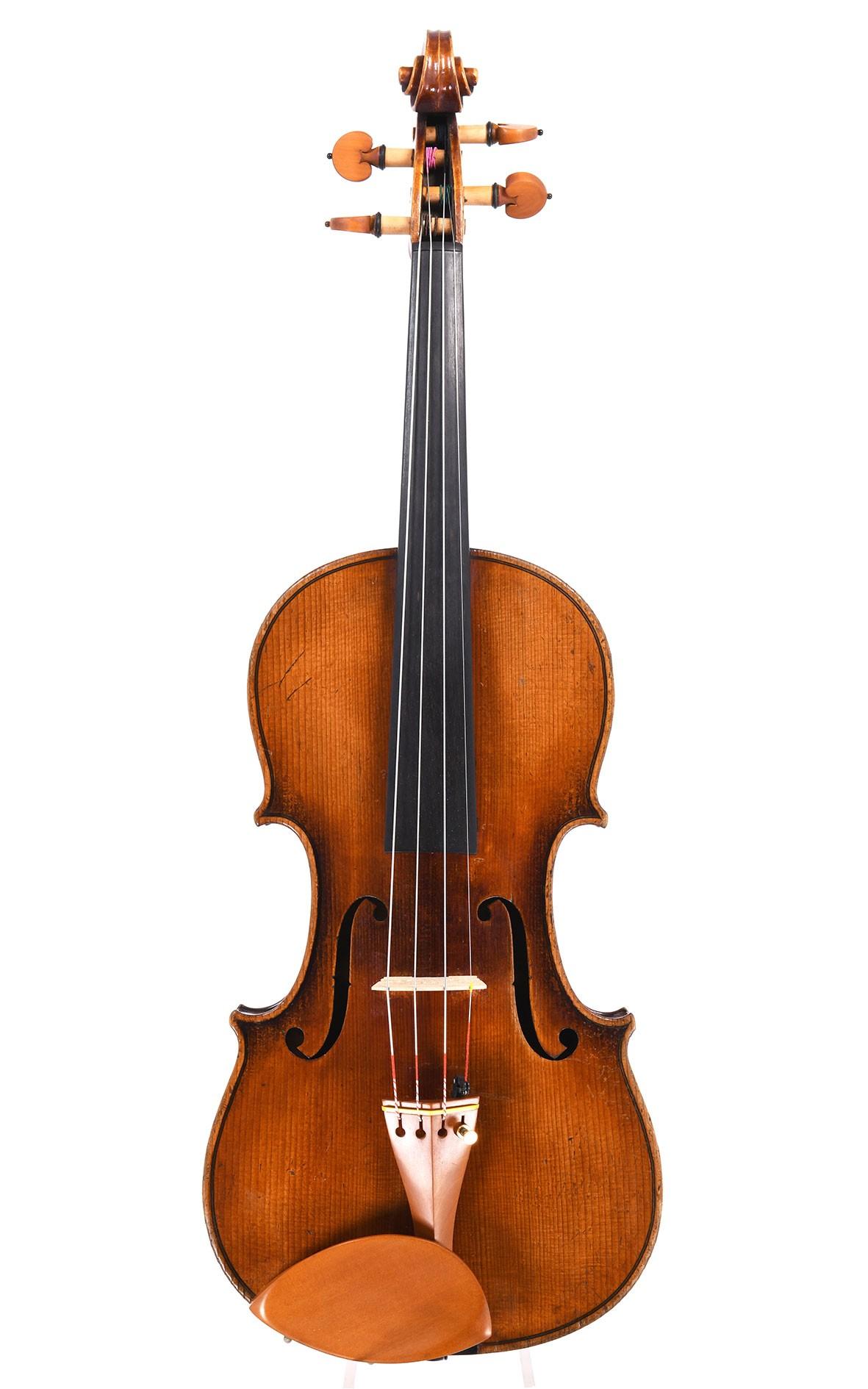 Violin from Saxony, approx. 1940 - powerful warm sound