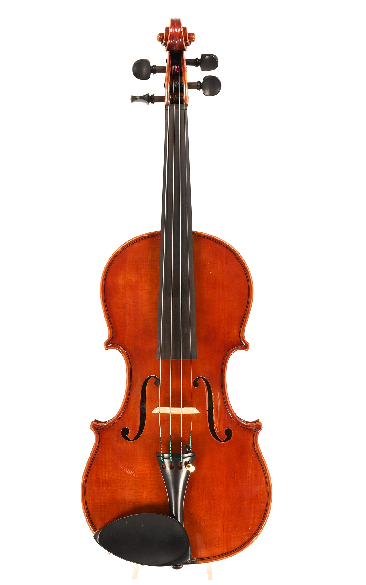 Italian violin of the Pollastri-school: Bruno Piastri, 1993